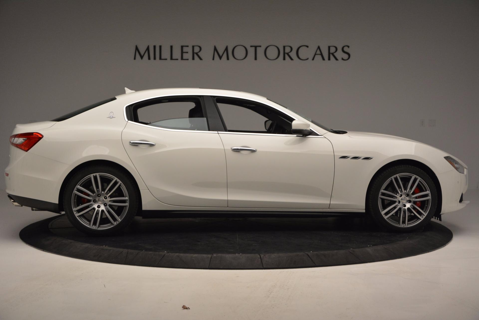 New 2017 Maserati Ghibli  For Sale In Westport, CT 751_p9