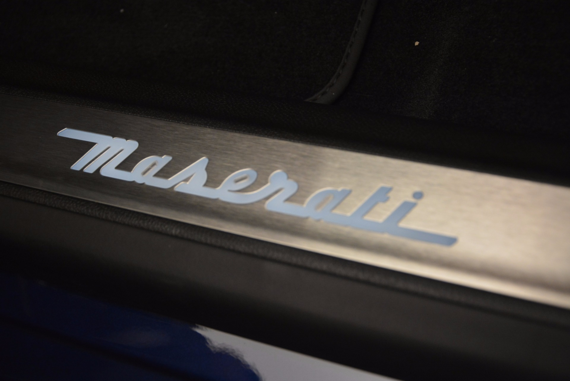 Used 2017 Maserati Levante S For Sale In Westport, CT 752_p18