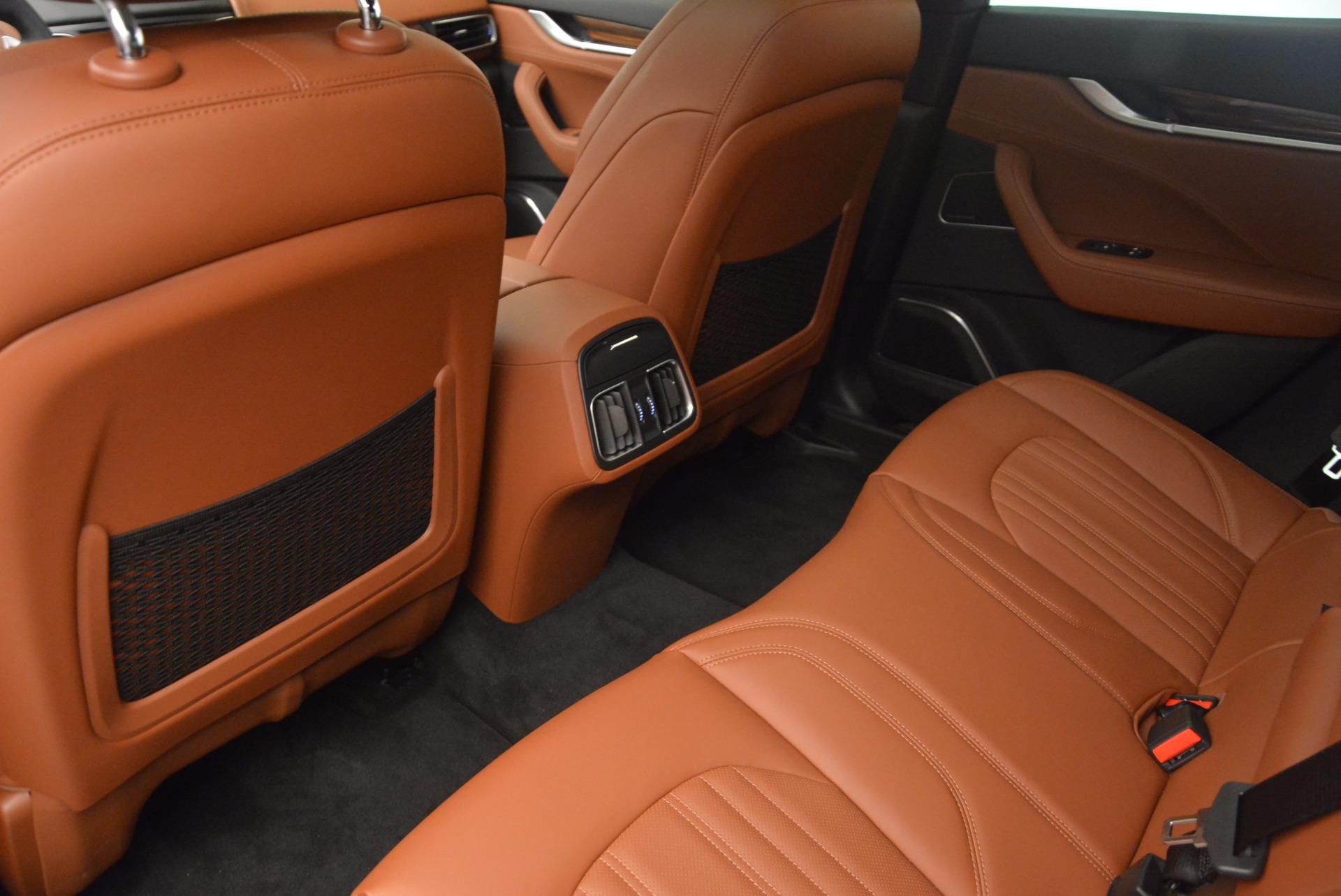 Used 2017 Maserati Levante S For Sale In Westport, CT 752_p23