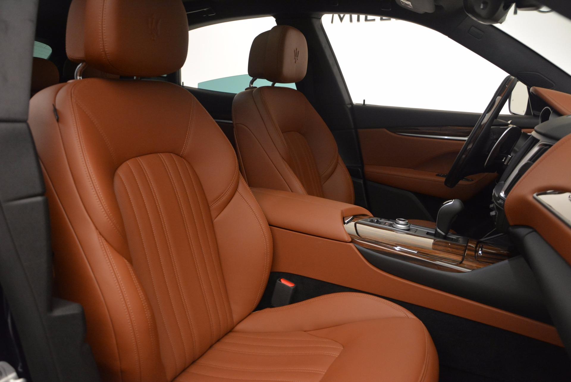 Used 2017 Maserati Levante S For Sale In Westport, CT 752_p28