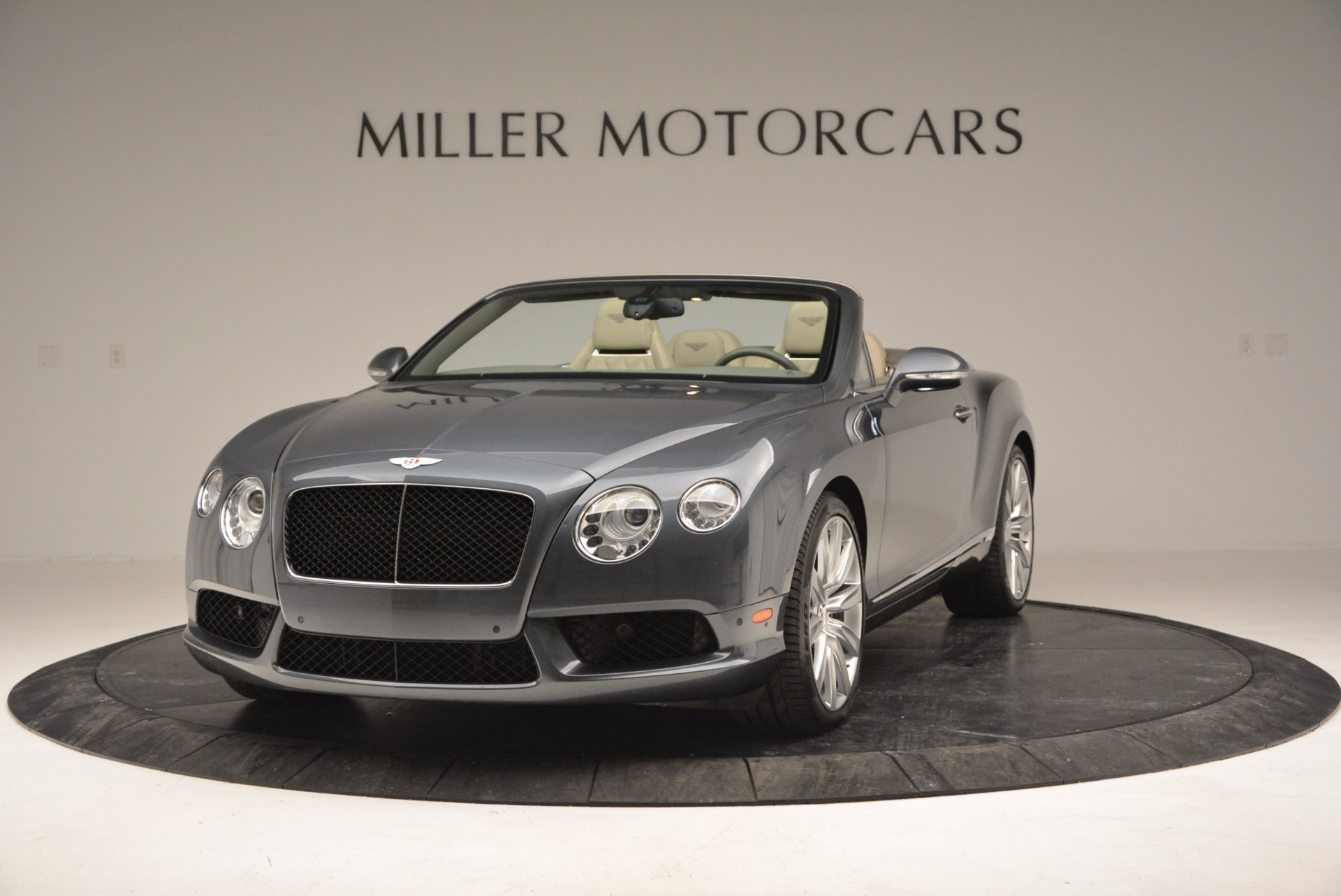 Used 2014 Bentley Continental GT V8 For Sale In Westport, CT 753_main