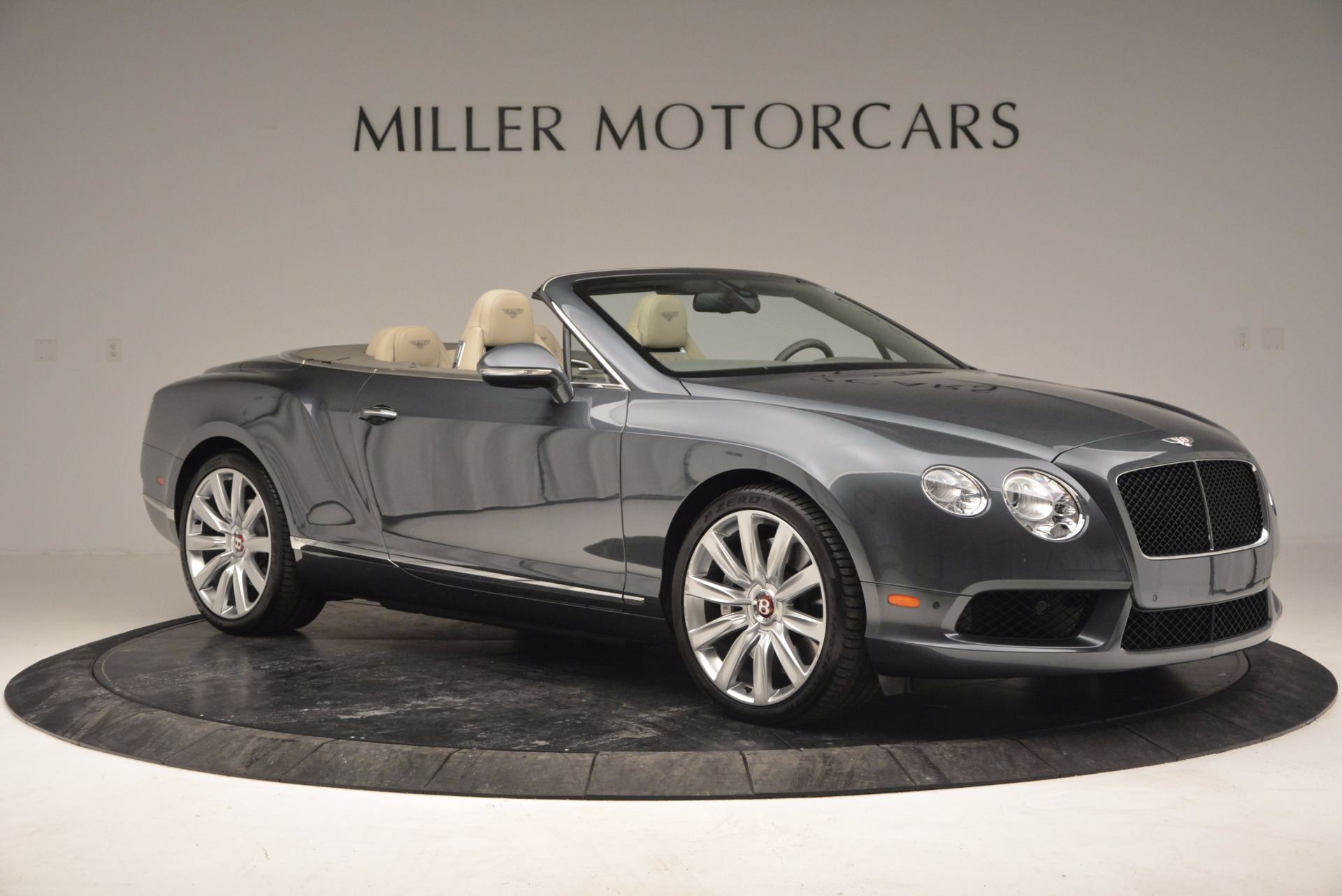 Used 2014 Bentley Continental GT V8 For Sale In Westport, CT 753_p11