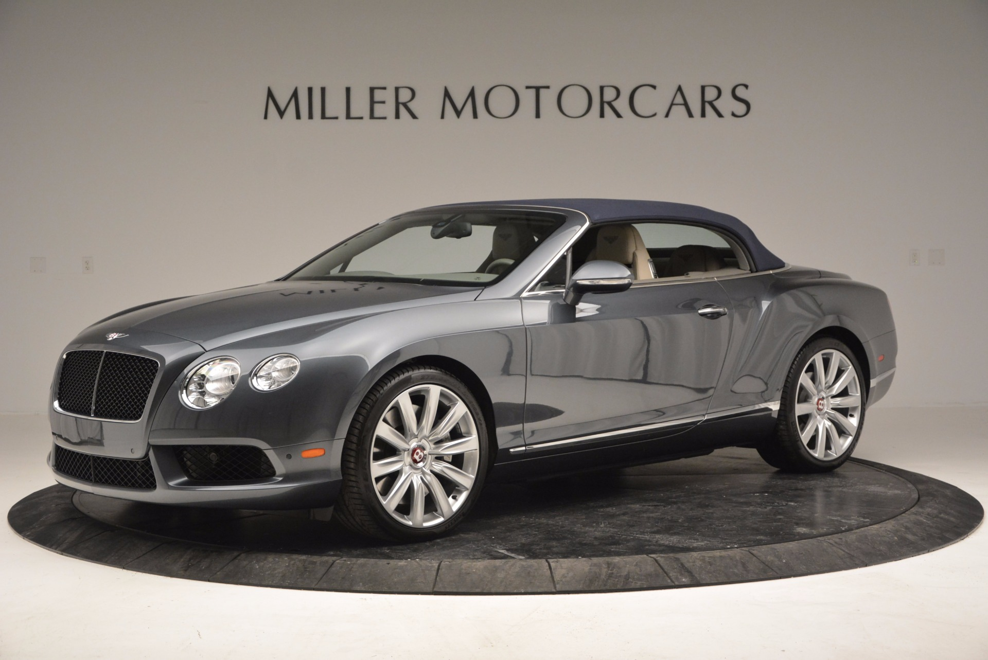 Used 2014 Bentley Continental GT V8 For Sale In Westport, CT 753_p14