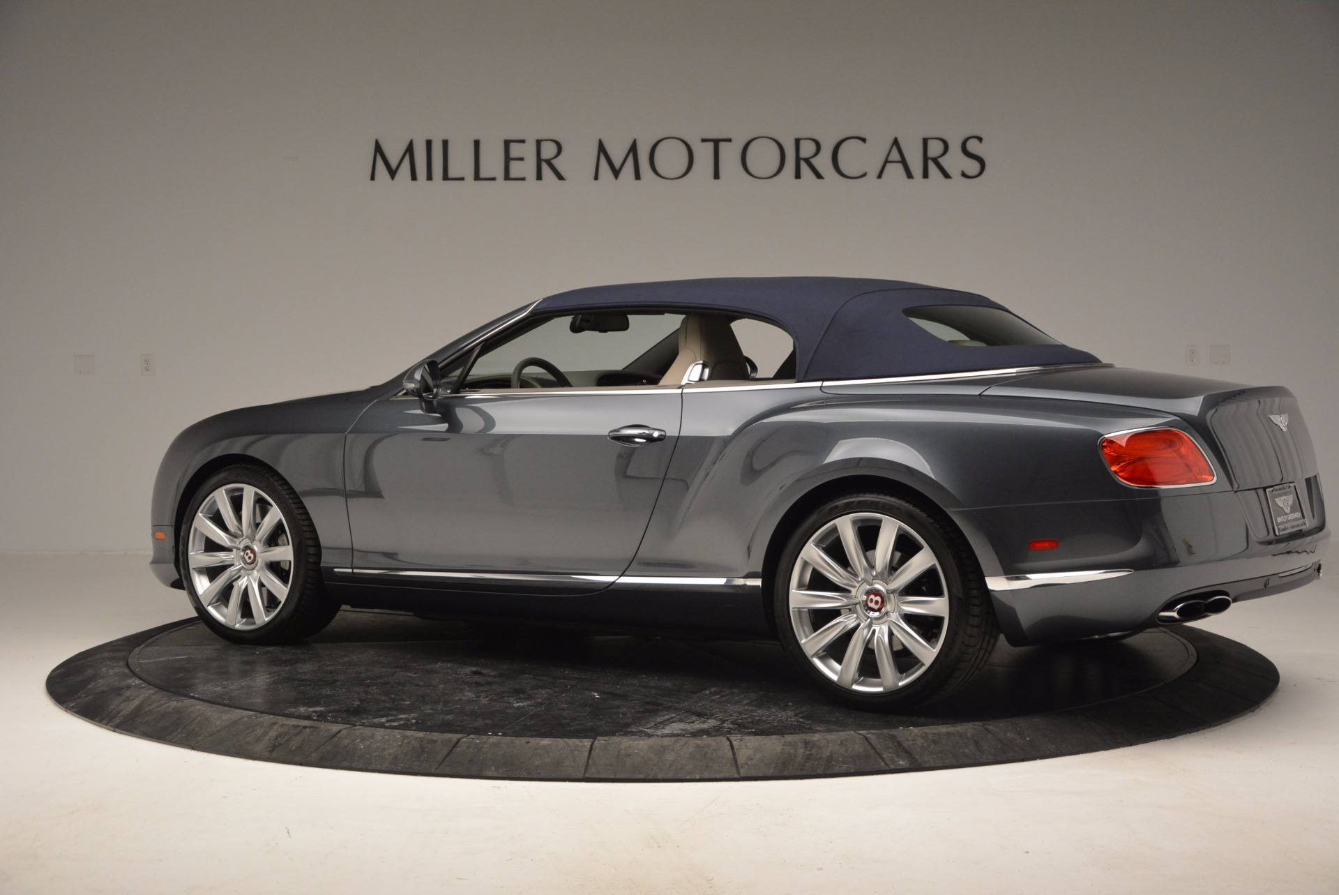 Used 2014 Bentley Continental GT V8 For Sale In Westport, CT 753_p16