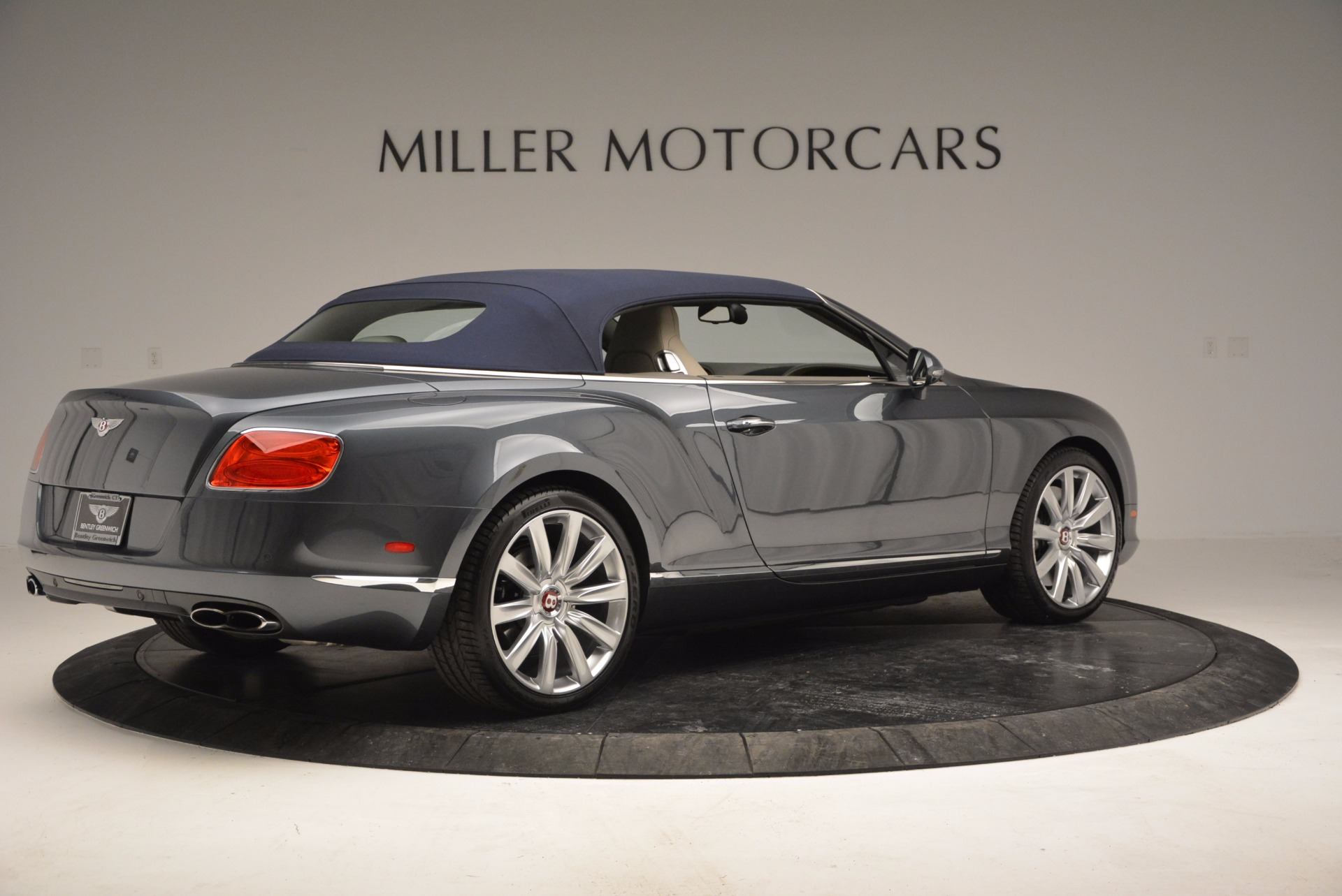 Used 2014 Bentley Continental GT V8 For Sale In Westport, CT 753_p20