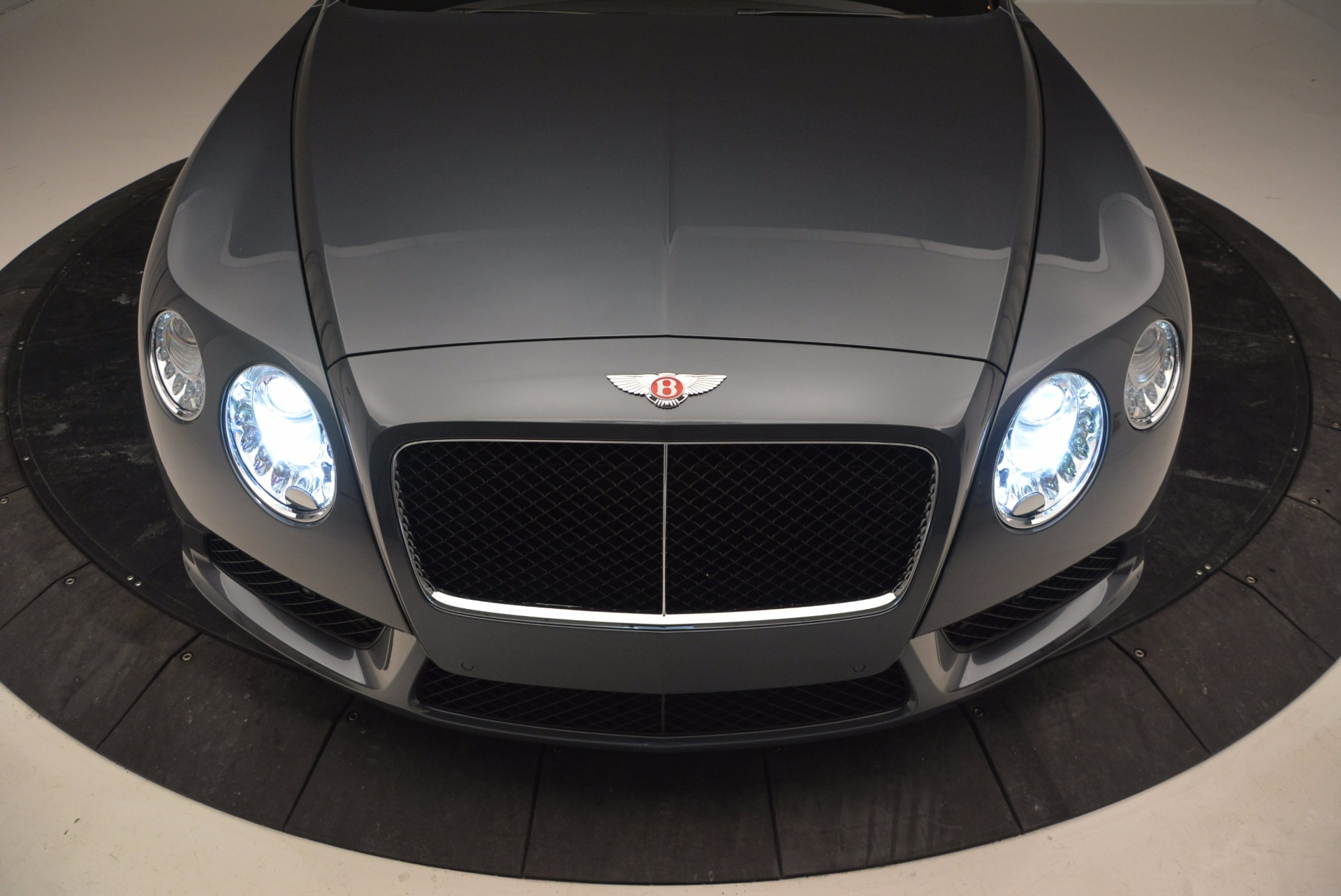 Used 2014 Bentley Continental GT V8 For Sale In Westport, CT 753_p26