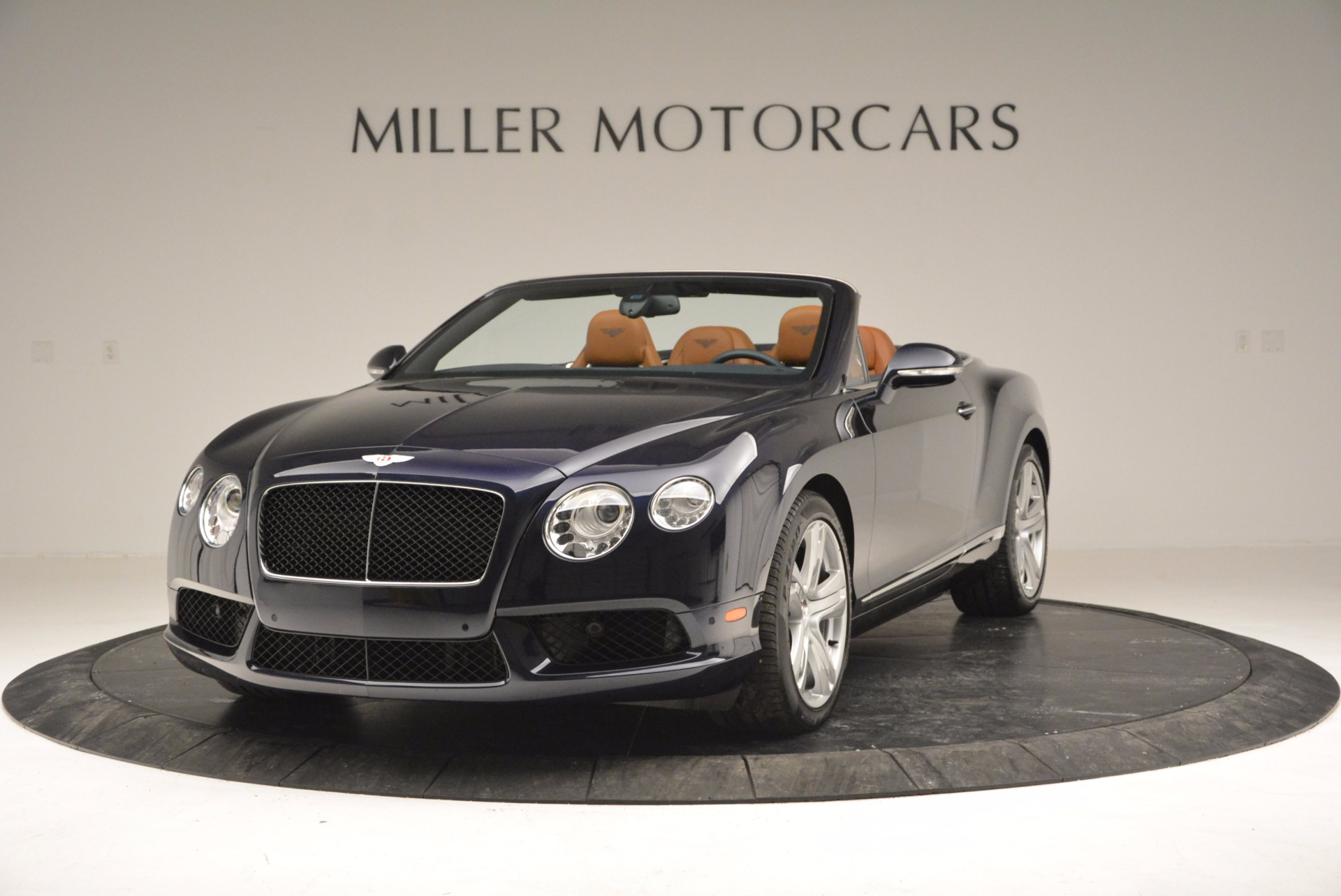 Used 2014 Bentley Continental GT V8 For Sale In Westport, CT 754_main
