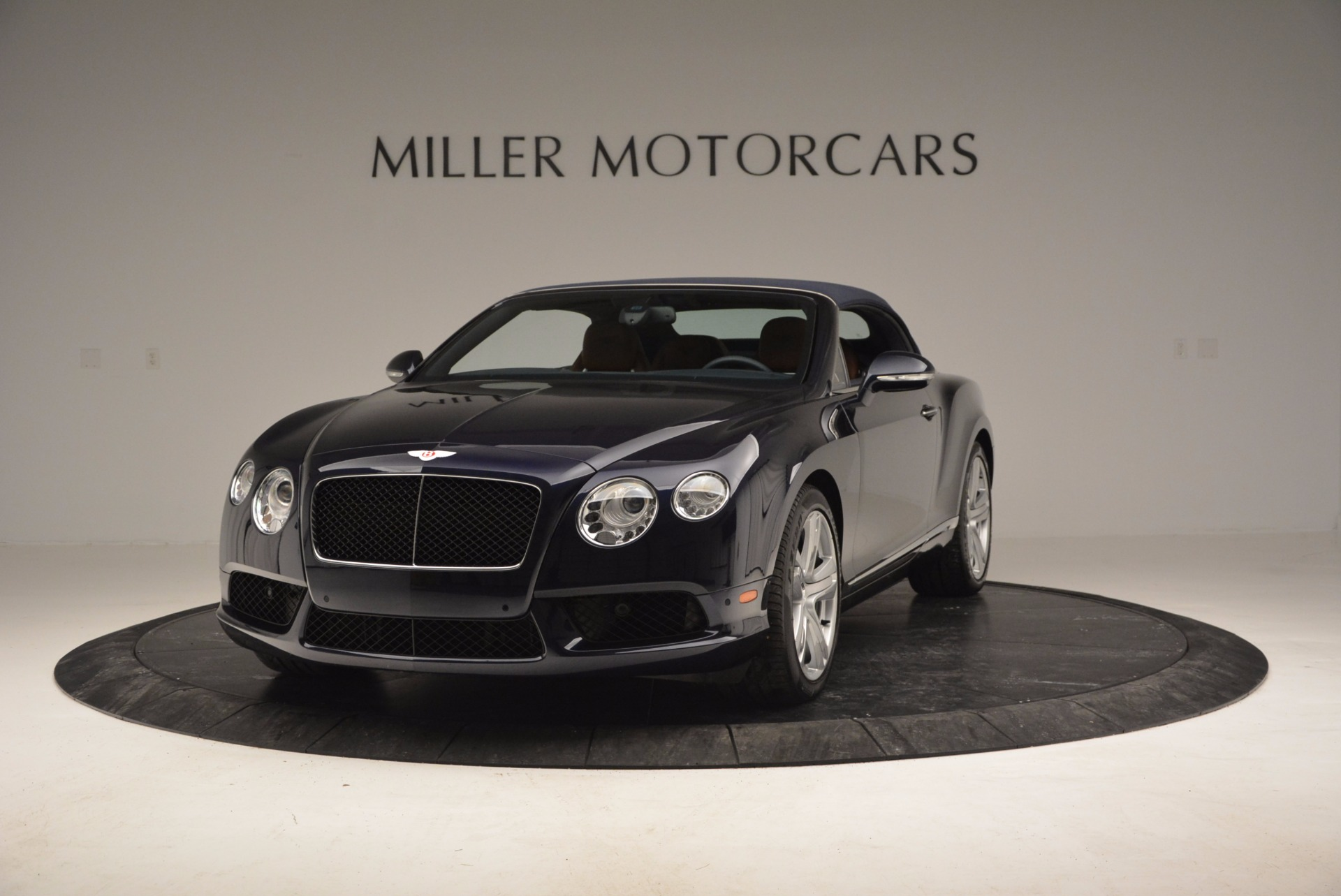 Used 2014 Bentley Continental GT V8 For Sale In Westport, CT 754_p13