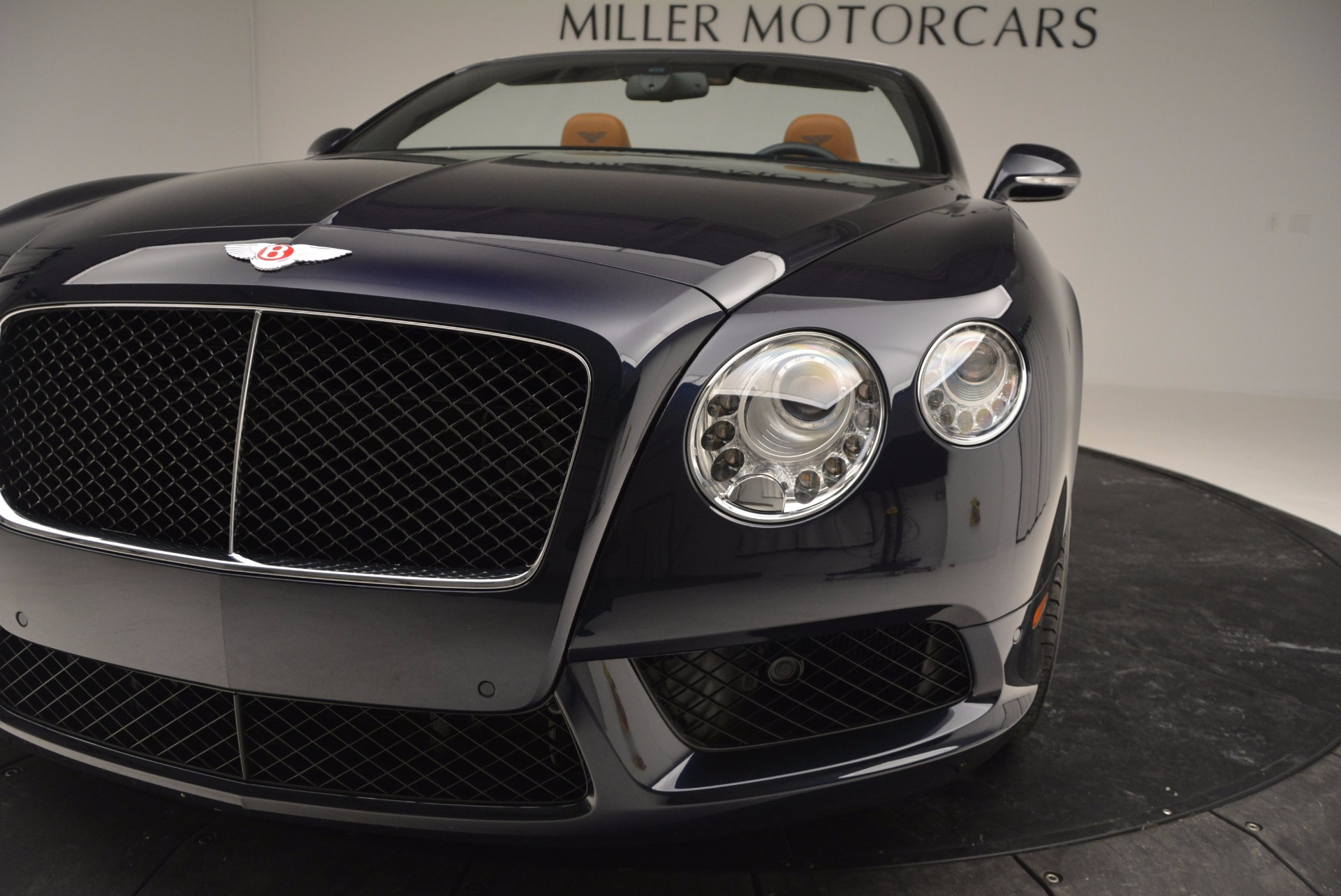 Used 2014 Bentley Continental GT V8 For Sale In Westport, CT 754_p26