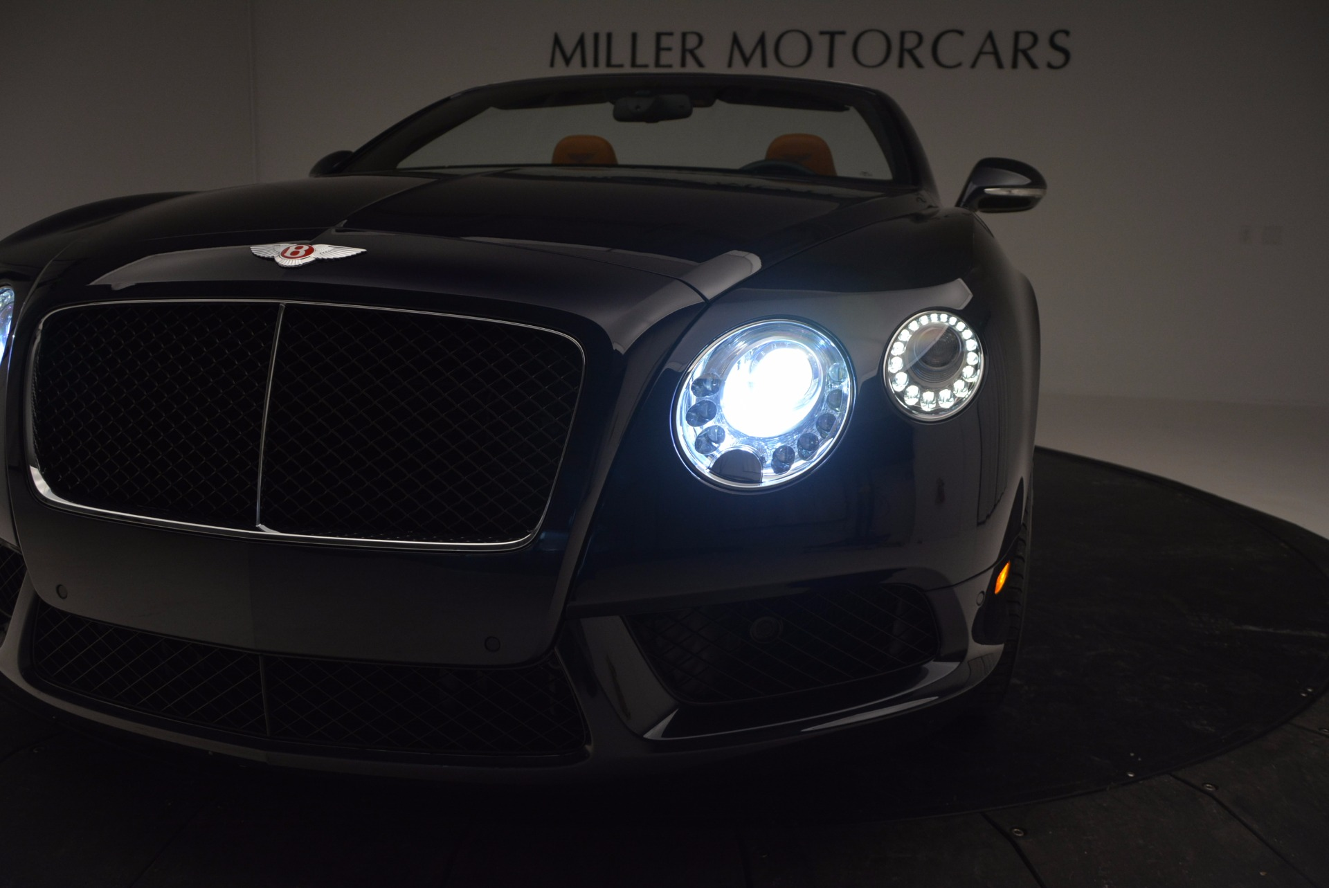 Used 2014 Bentley Continental GT V8 For Sale In Westport, CT 754_p28