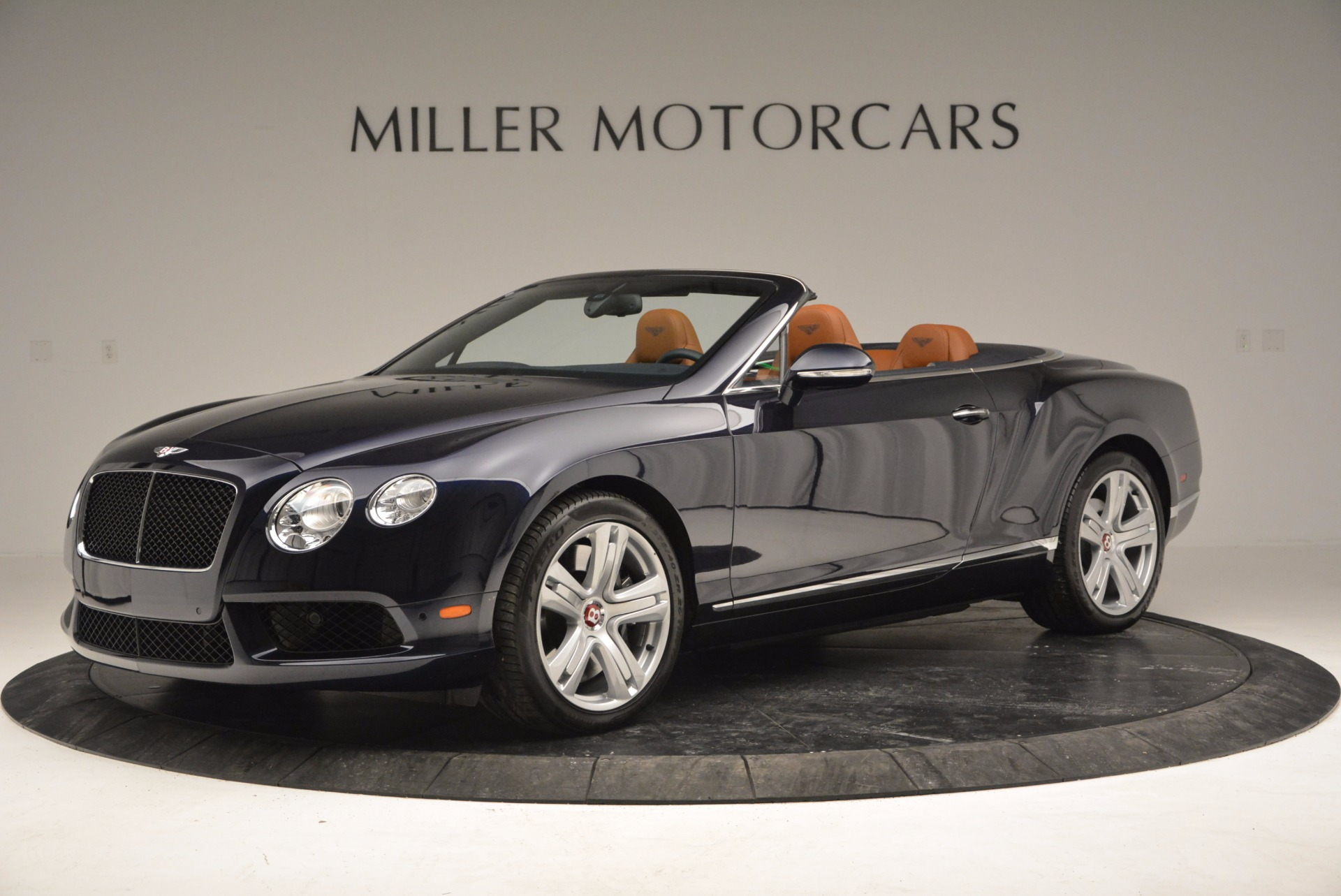 Used 2014 Bentley Continental GT V8 For Sale In Westport, CT 754_p2