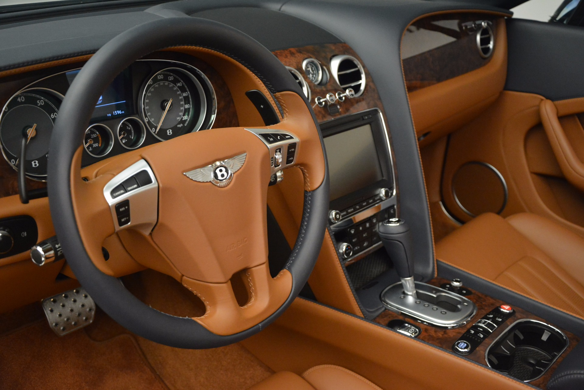 Used 2014 Bentley Continental GT V8 For Sale In Westport, CT 754_p37
