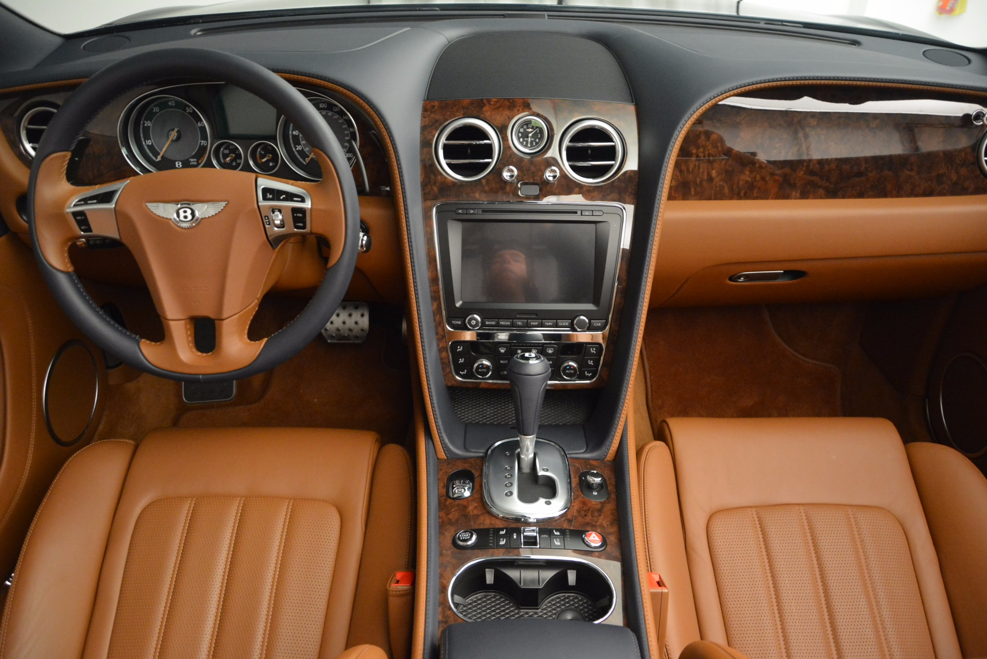 Used 2014 Bentley Continental GT V8 For Sale In Westport, CT 754_p49