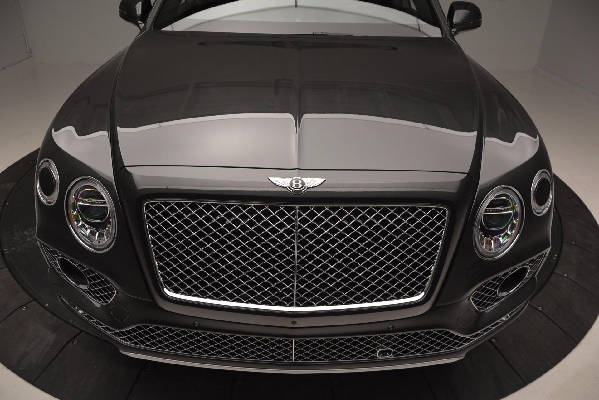 New 2017 Bentley Bentayga  For Sale In Westport, CT 755_p13