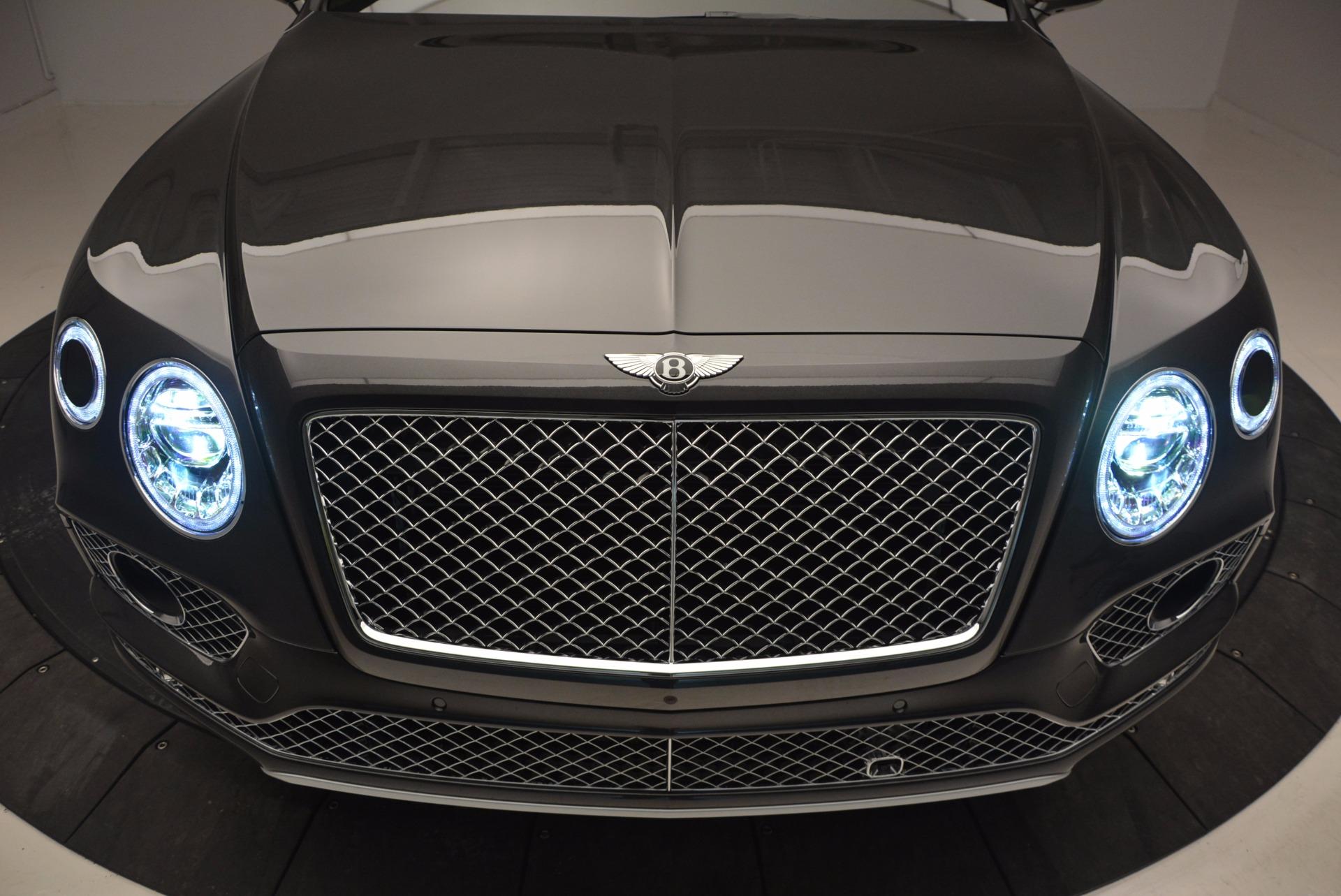 New 2017 Bentley Bentayga  For Sale In Westport, CT 755_p16