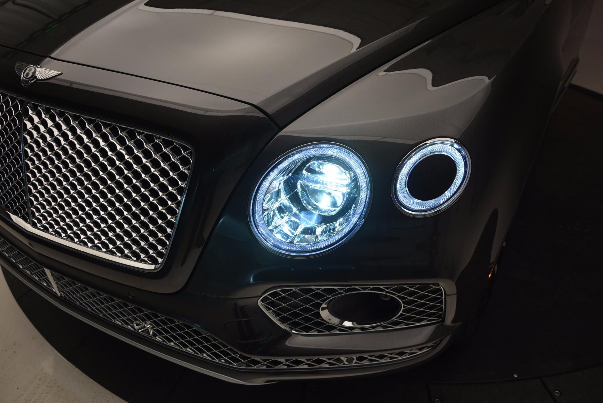 New 2017 Bentley Bentayga  For Sale In Westport, CT 755_p17