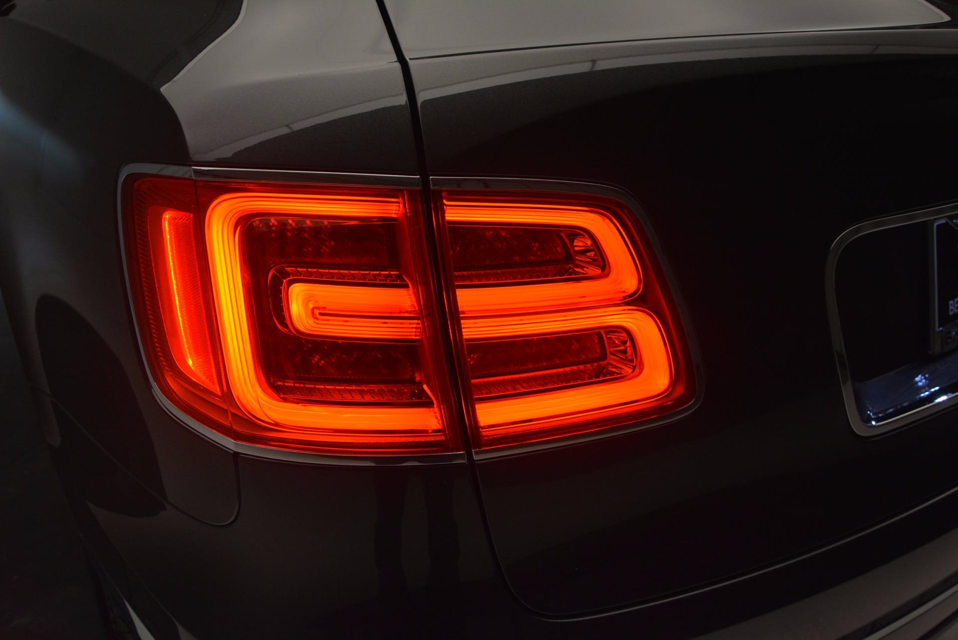 New 2017 Bentley Bentayga  For Sale In Westport, CT 755_p19