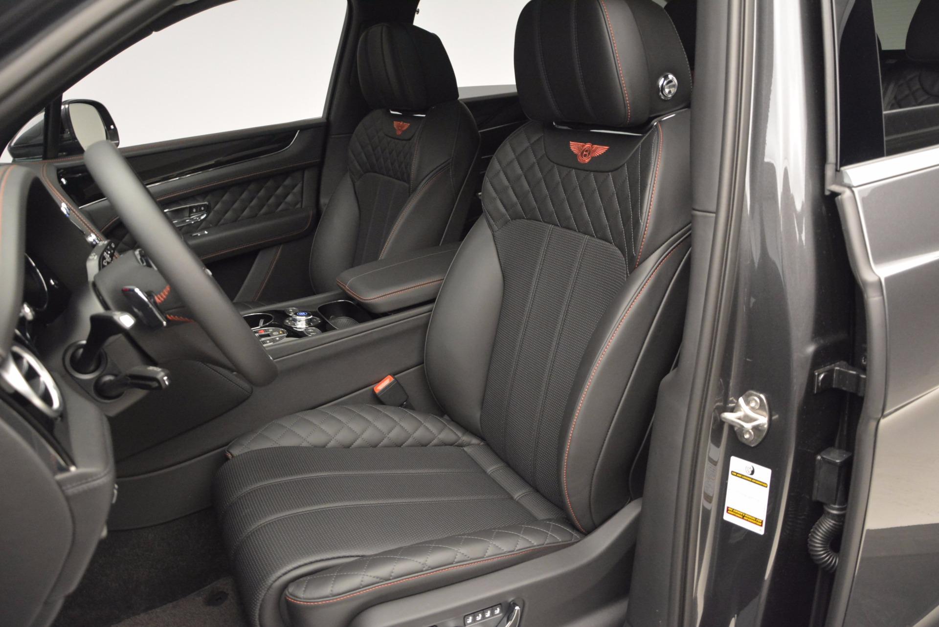 New 2017 Bentley Bentayga  For Sale In Westport, CT 755_p23