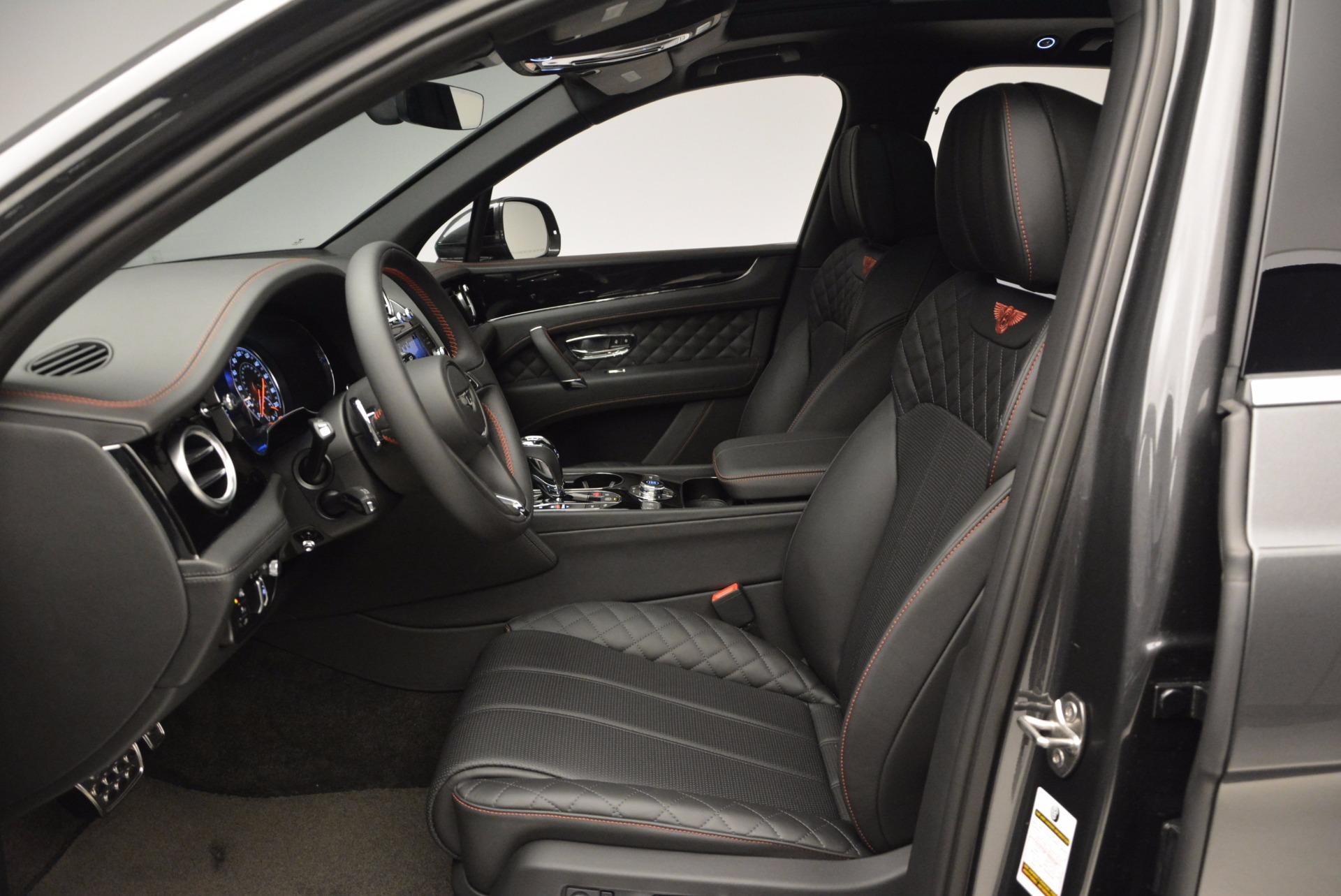 New 2017 Bentley Bentayga  For Sale In Westport, CT 755_p24