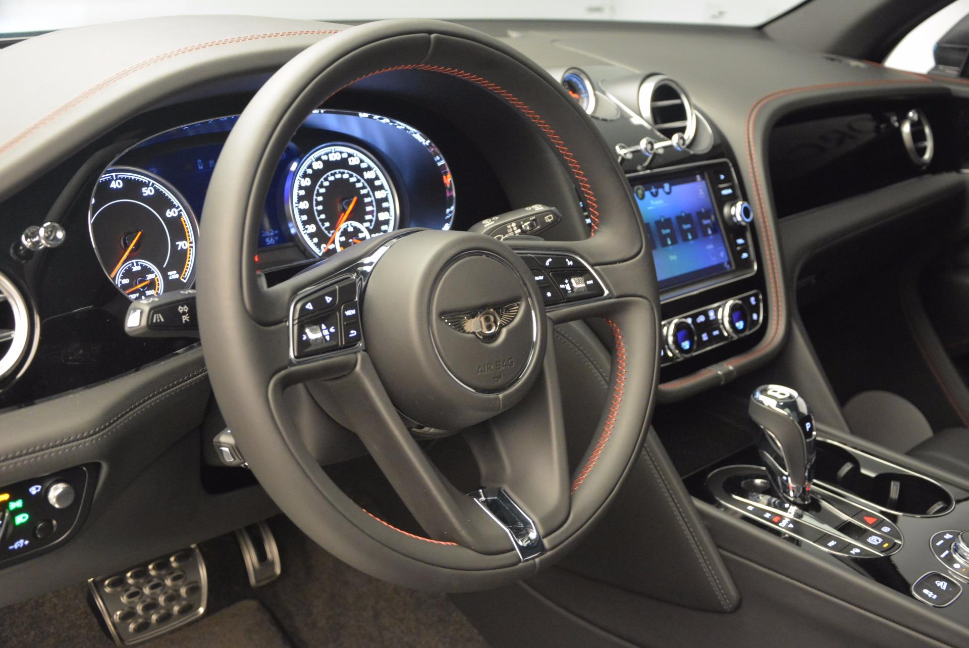 New 2017 Bentley Bentayga  For Sale In Westport, CT 755_p27