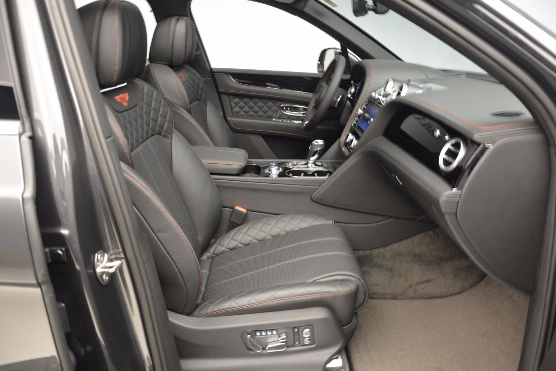 New 2017 Bentley Bentayga  For Sale In Westport, CT 755_p47