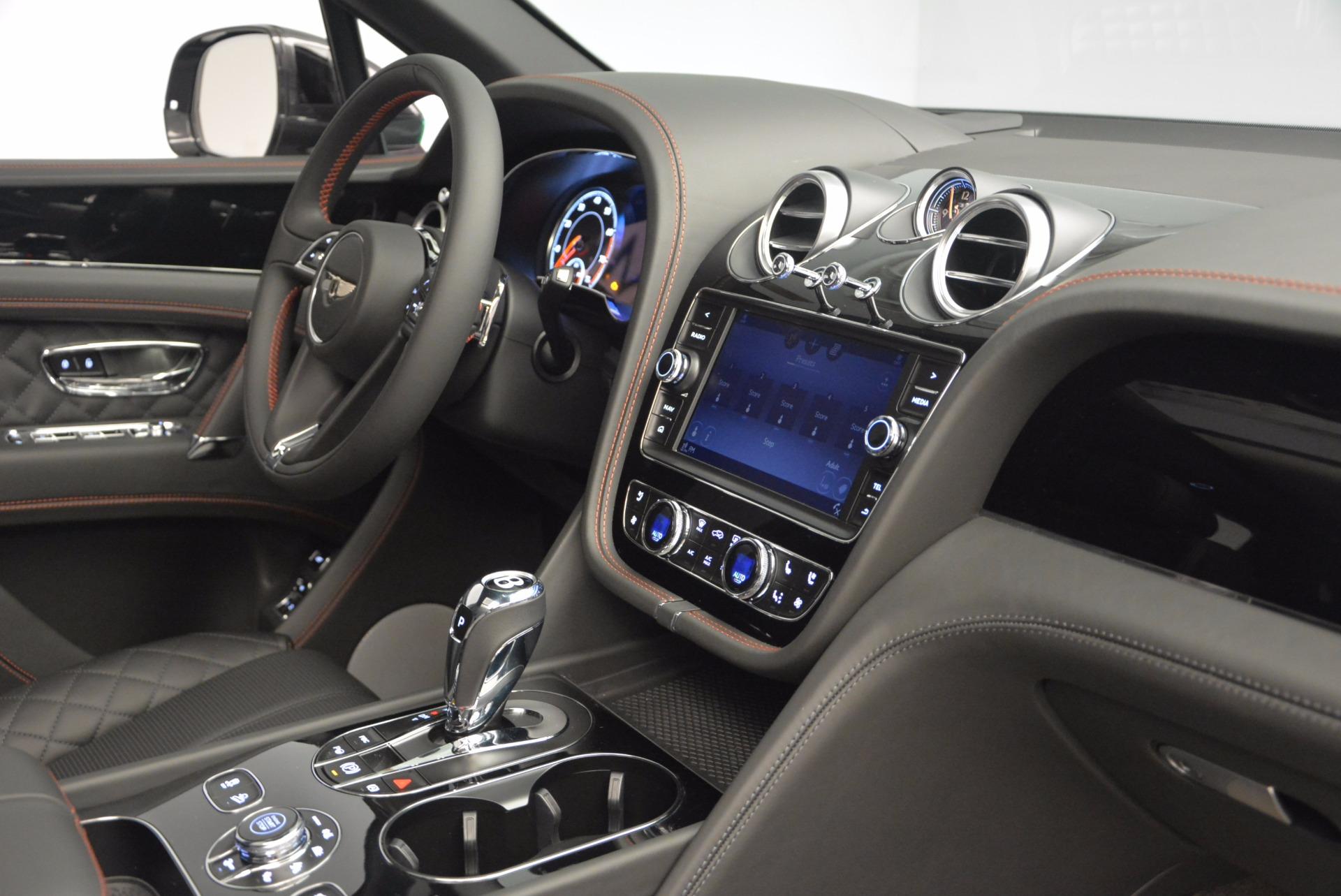 New 2017 Bentley Bentayga  For Sale In Westport, CT 755_p49