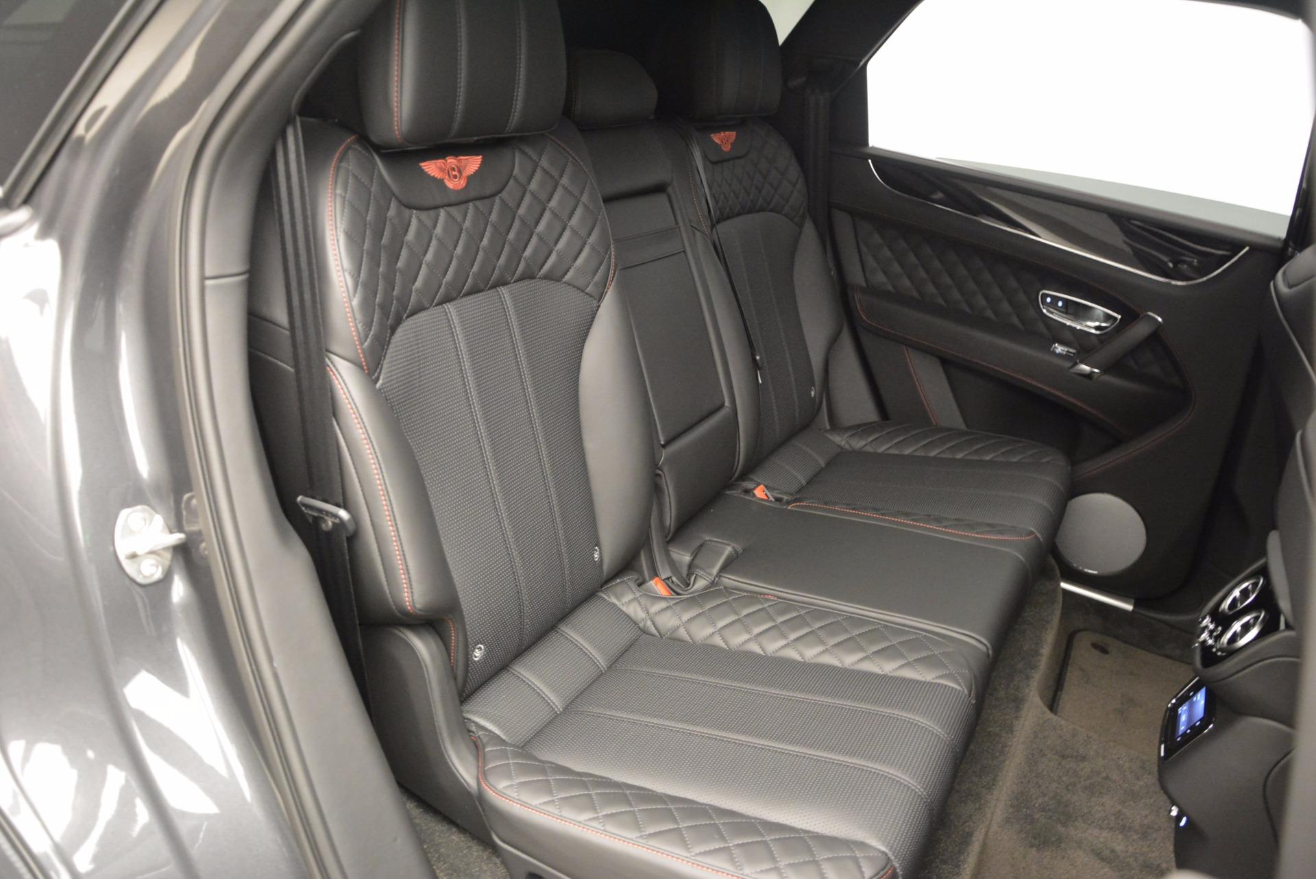New 2017 Bentley Bentayga  For Sale In Westport, CT 755_p52