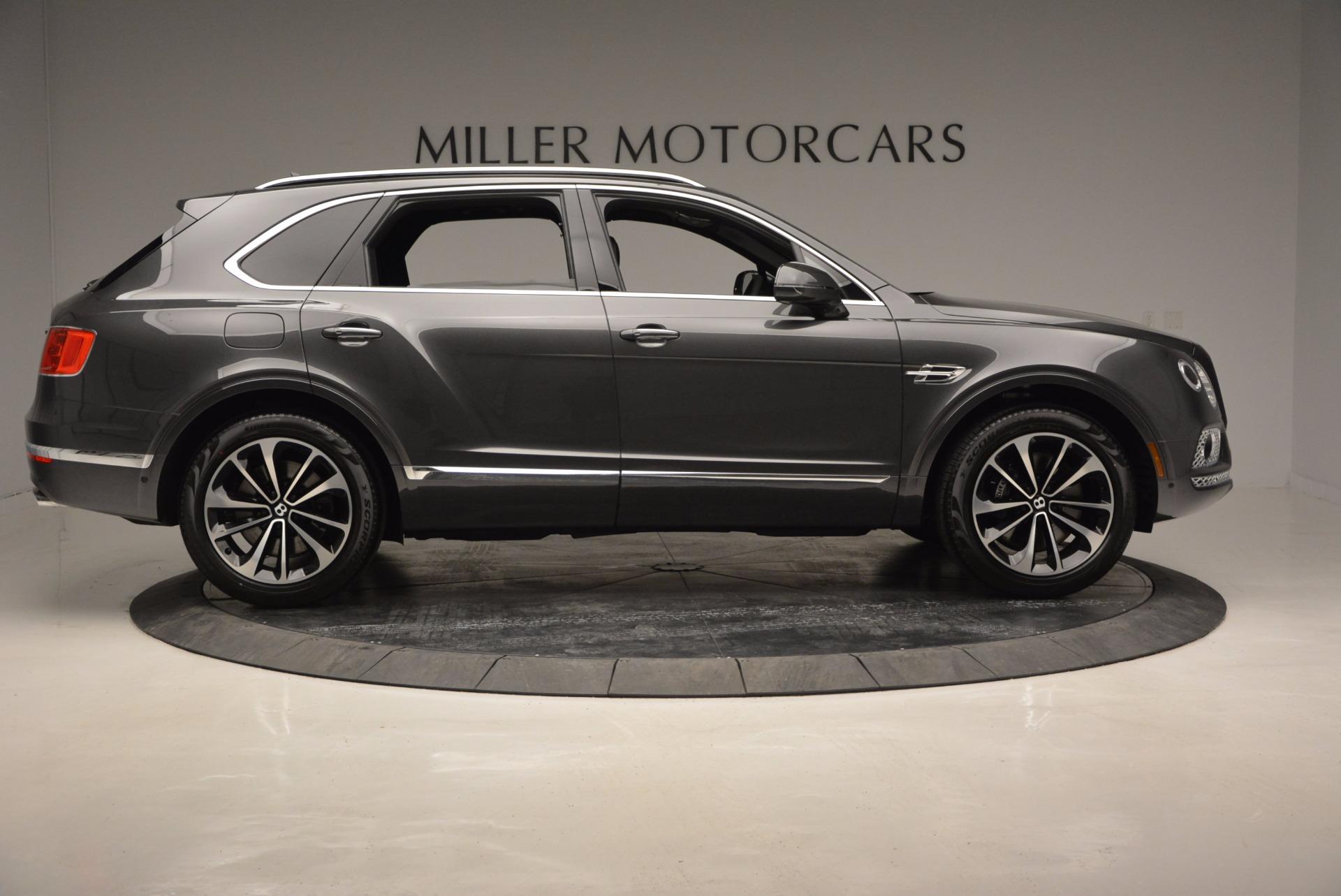 New 2017 Bentley Bentayga  For Sale In Westport, CT 755_p9