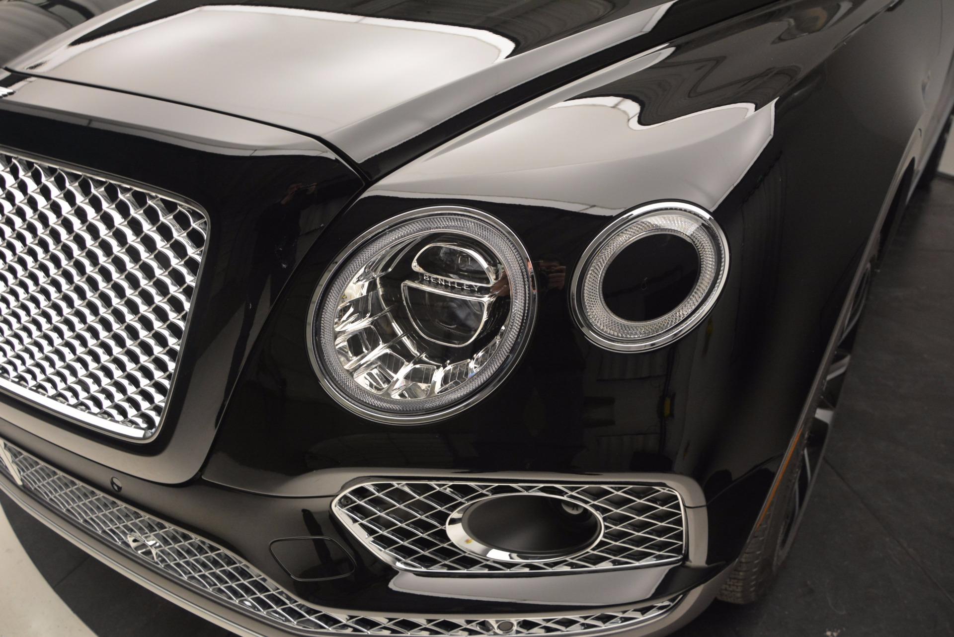 New 2017 Bentley Bentayga  For Sale In Westport, CT 757_p14