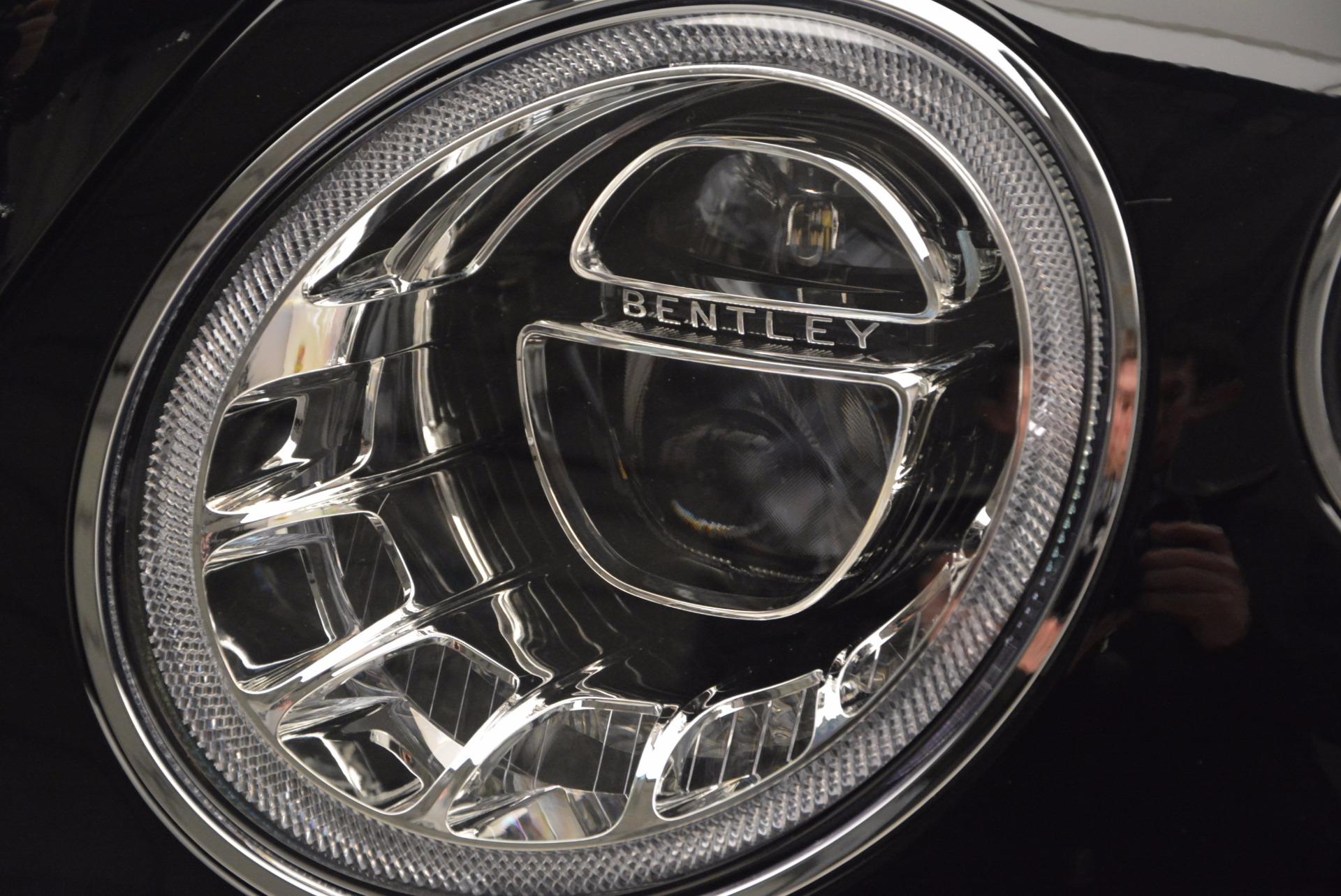 New 2017 Bentley Bentayga  For Sale In Westport, CT 757_p15