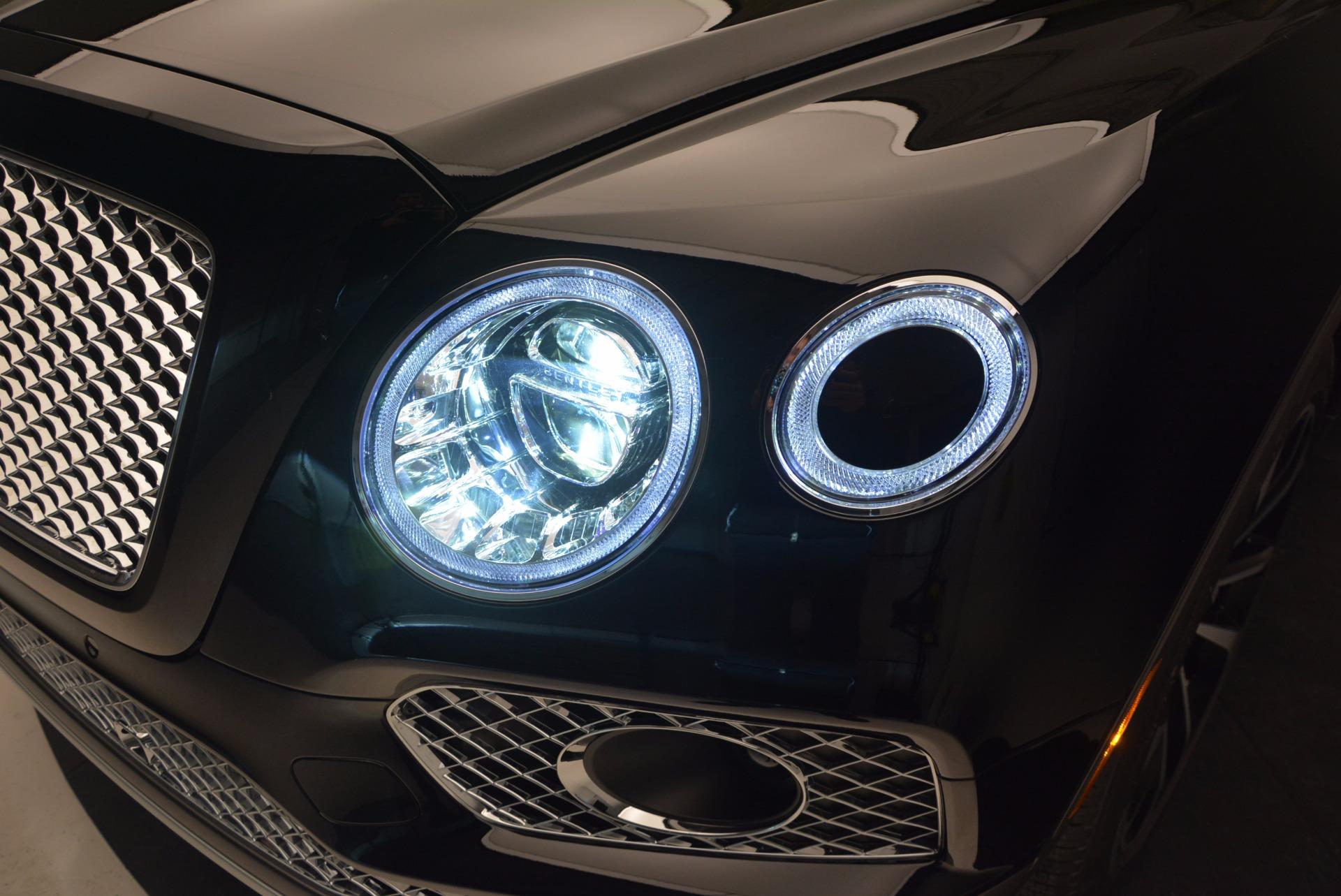 New 2017 Bentley Bentayga  For Sale In Westport, CT 757_p17