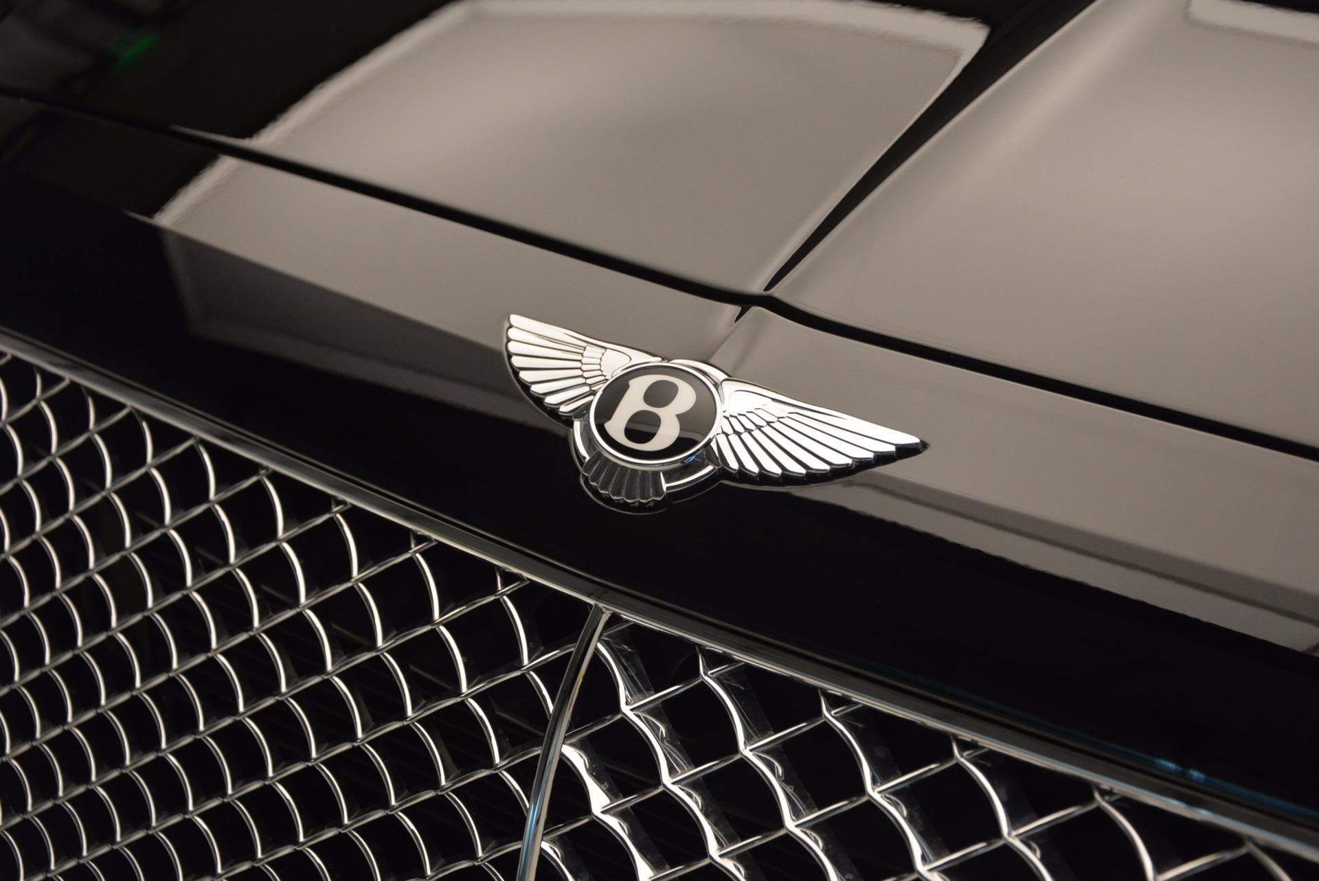 New 2017 Bentley Bentayga  For Sale In Westport, CT 757_p18