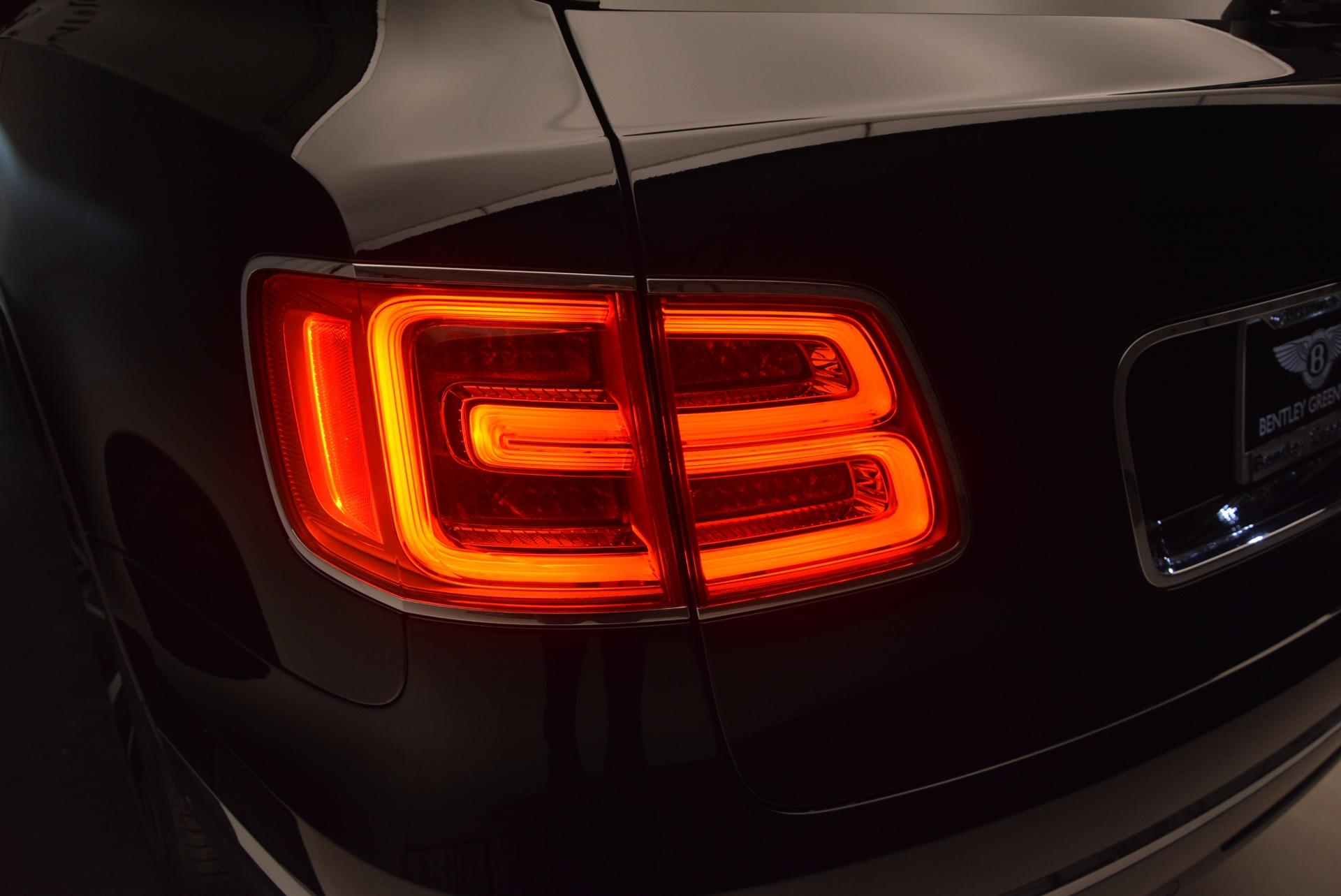 New 2017 Bentley Bentayga  For Sale In Westport, CT 757_p20