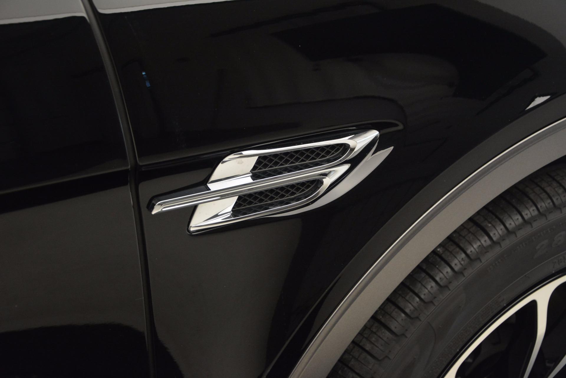 New 2017 Bentley Bentayga  For Sale In Westport, CT 757_p21