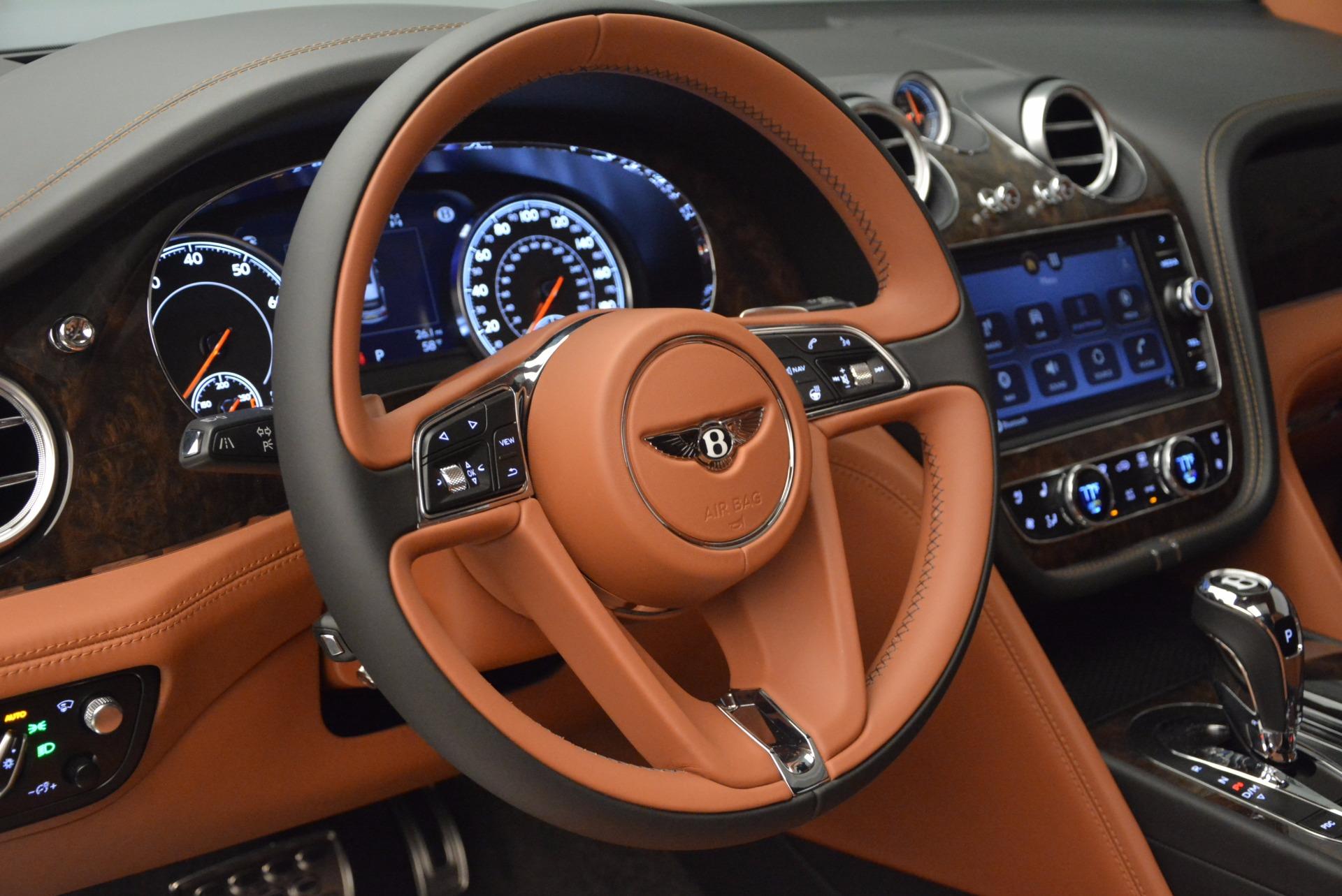 New 2017 Bentley Bentayga  For Sale In Westport, CT 757_p32