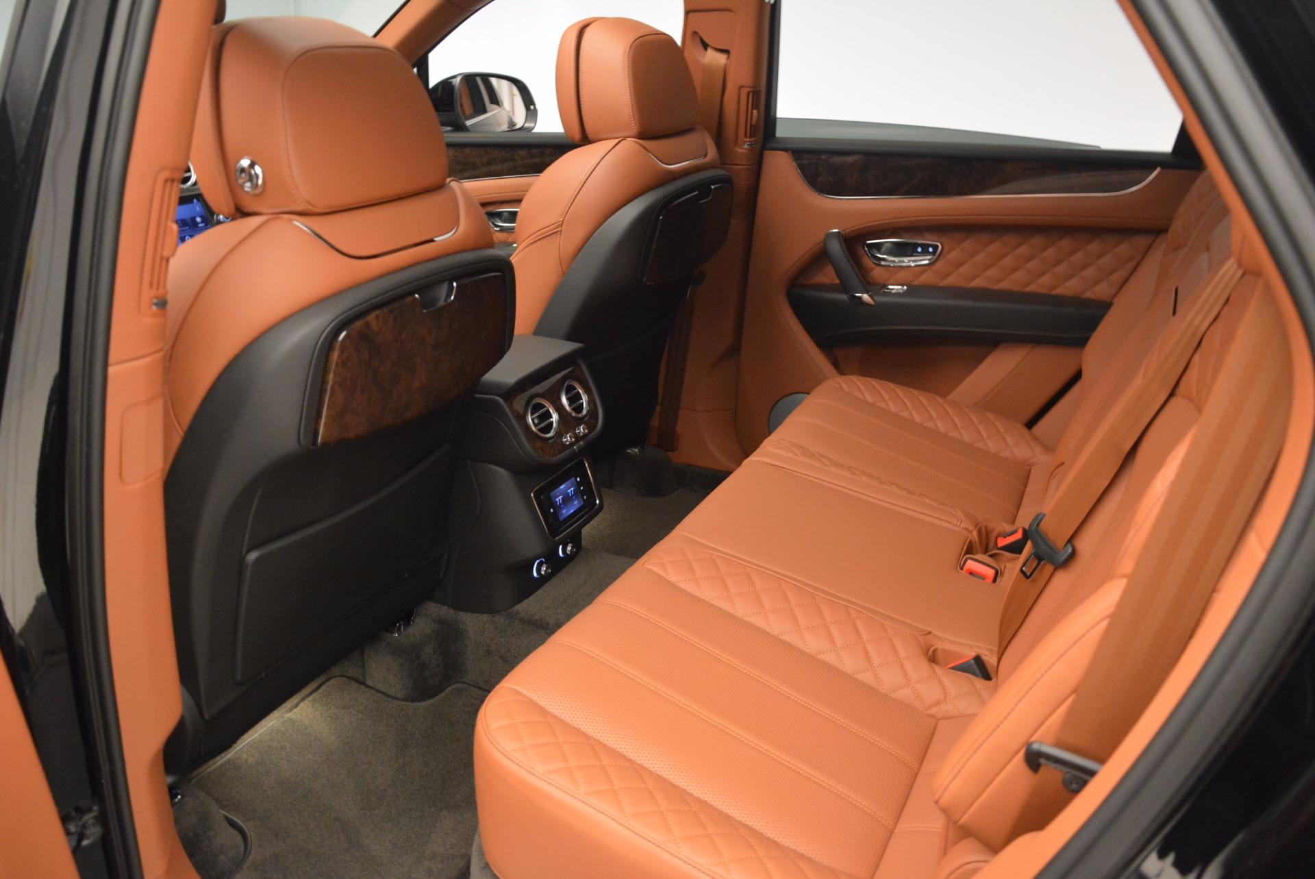 New 2017 Bentley Bentayga  For Sale In Westport, CT 757_p36