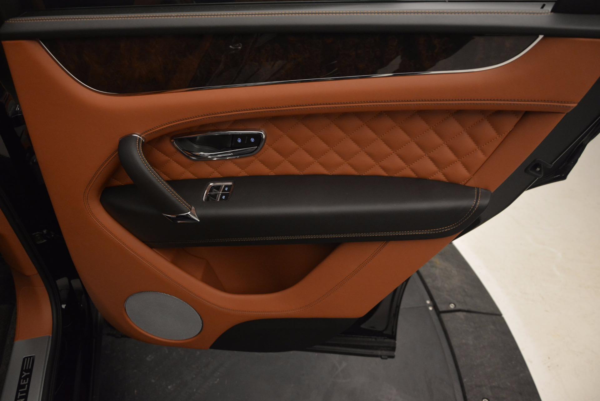 New 2017 Bentley Bentayga  For Sale In Westport, CT 757_p53