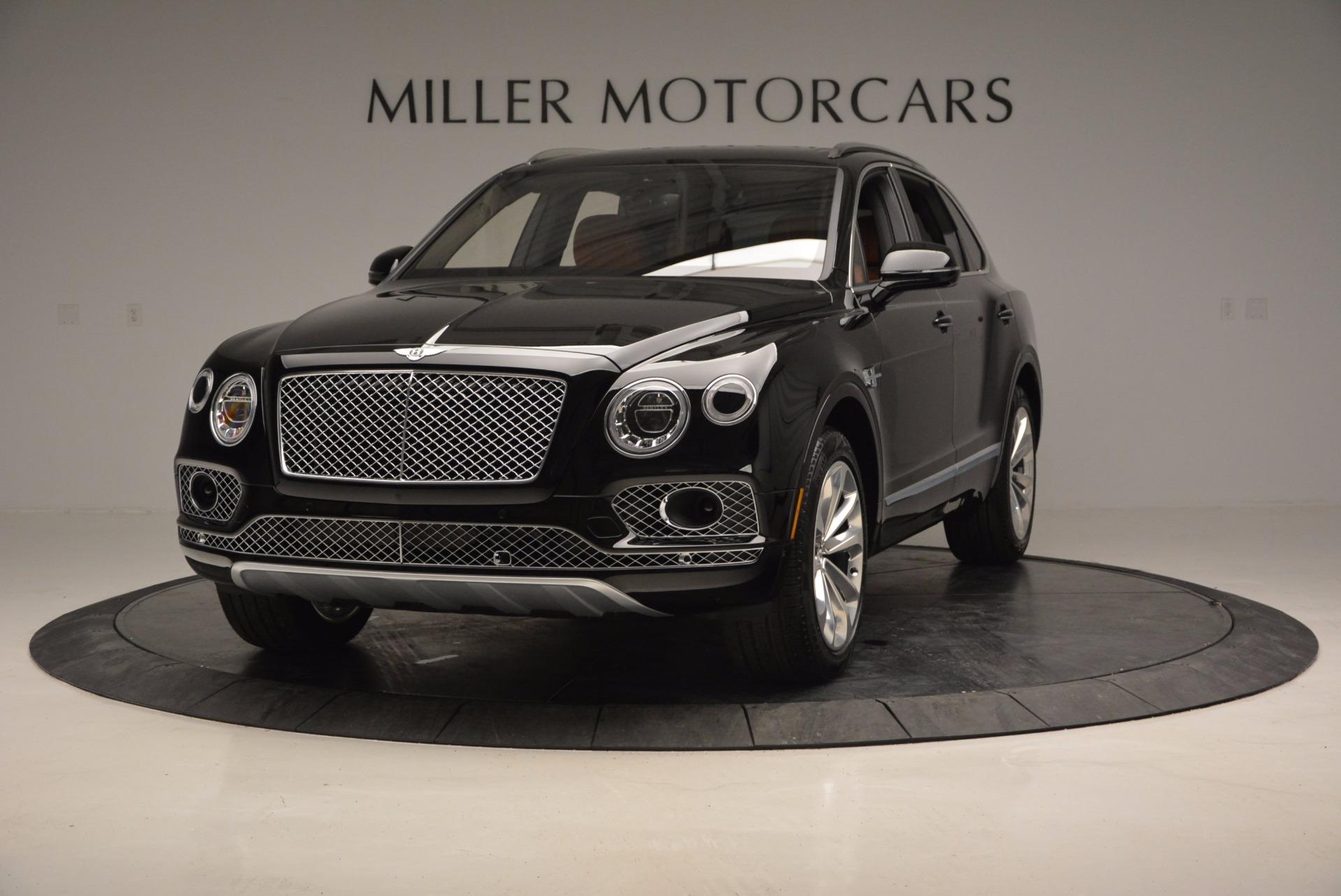 Used 2017 Bentley Bentayga  For Sale In Westport, CT 758_main