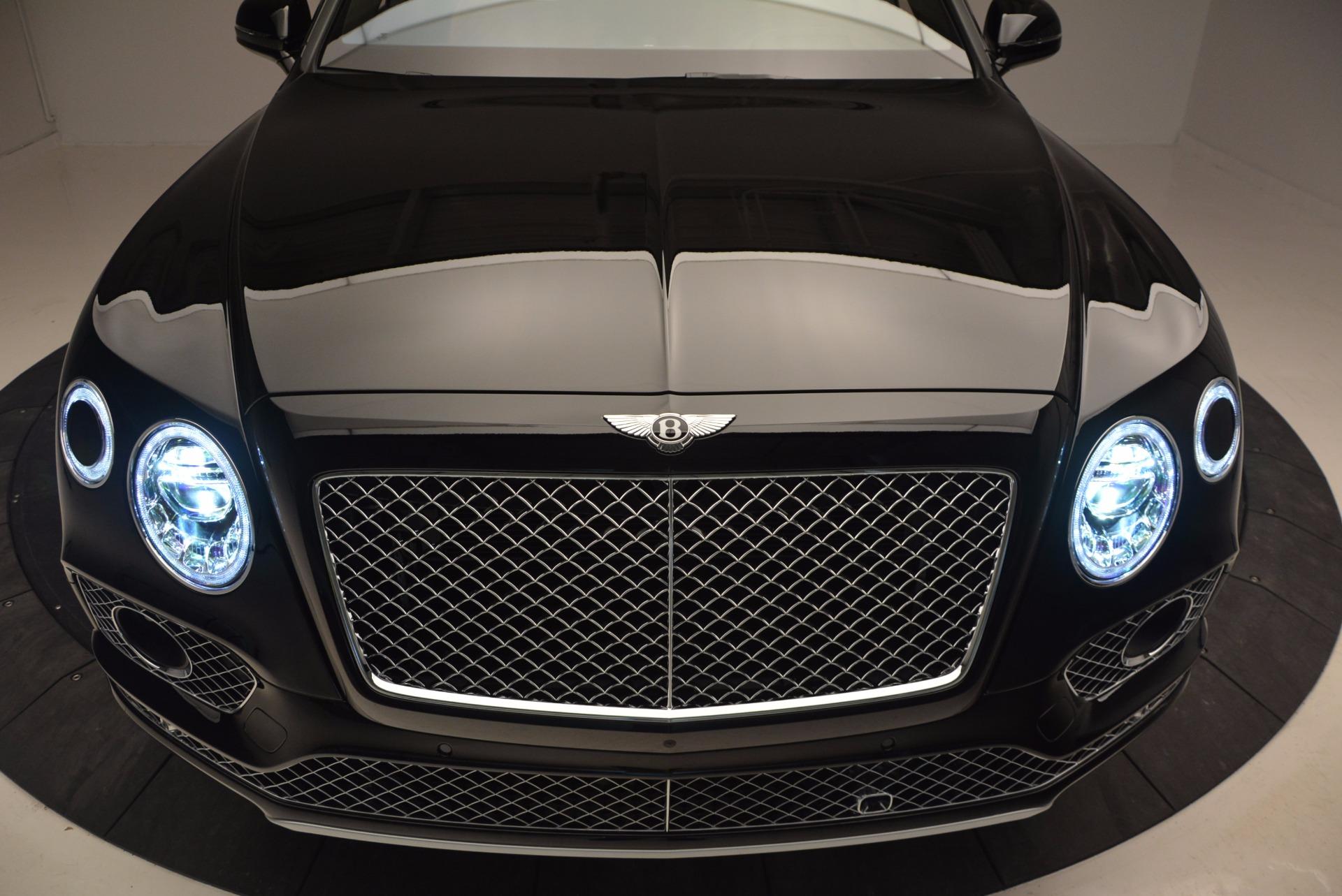 Used 2017 Bentley Bentayga  For Sale In Westport, CT 758_p18