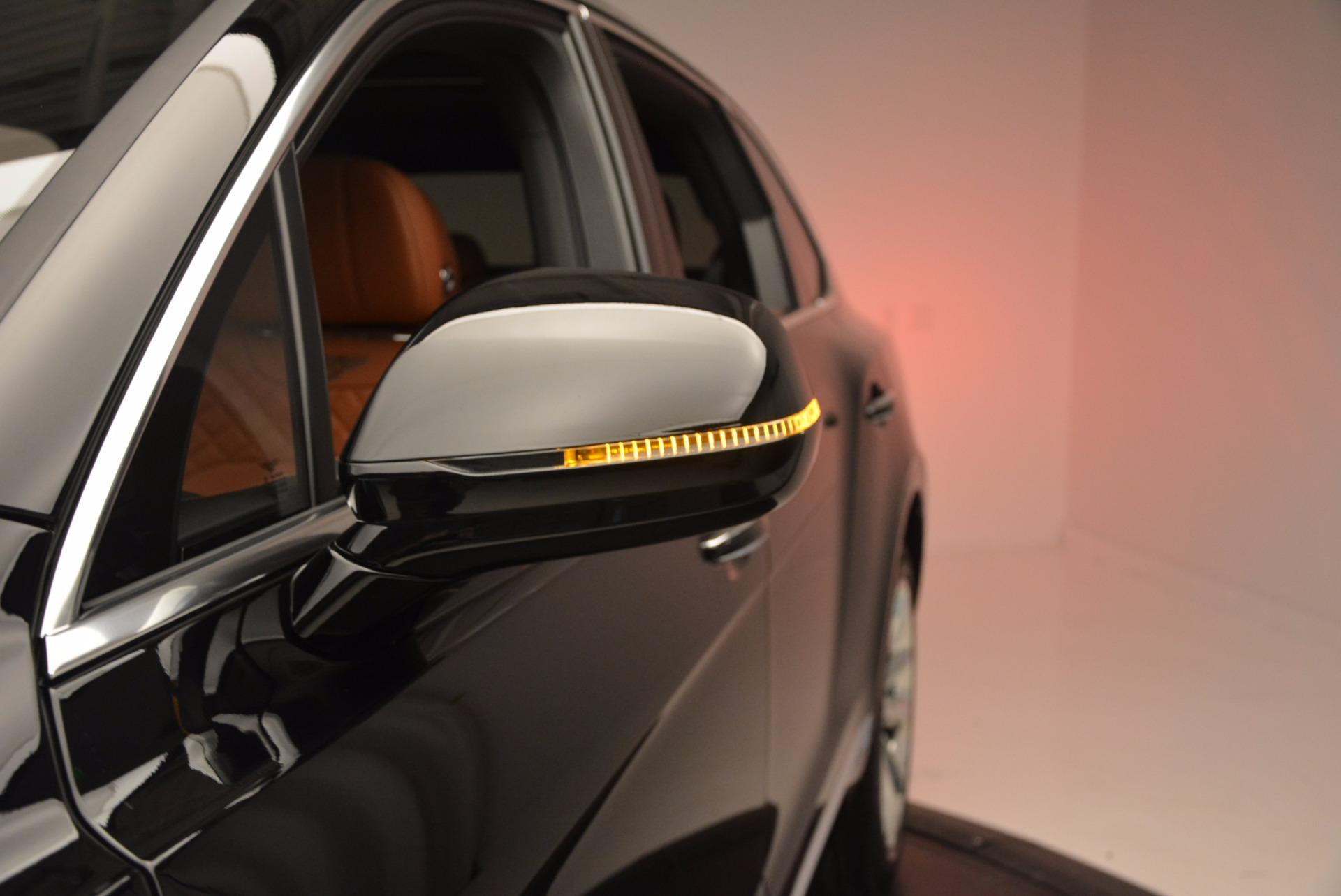 Used 2017 Bentley Bentayga  For Sale In Westport, CT 758_p20