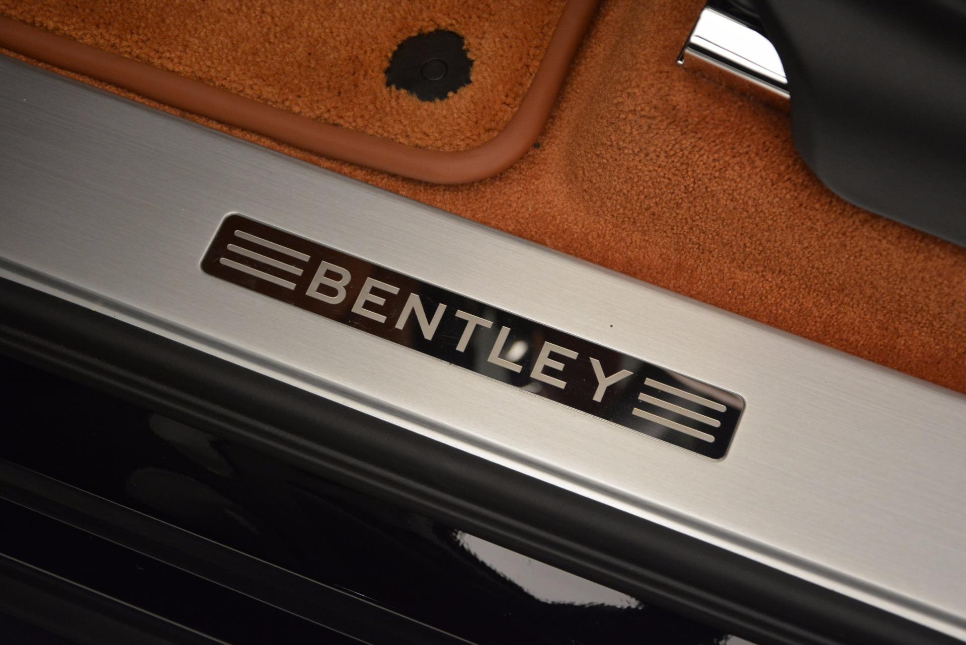 Used 2017 Bentley Bentayga  For Sale In Westport, CT 758_p27
