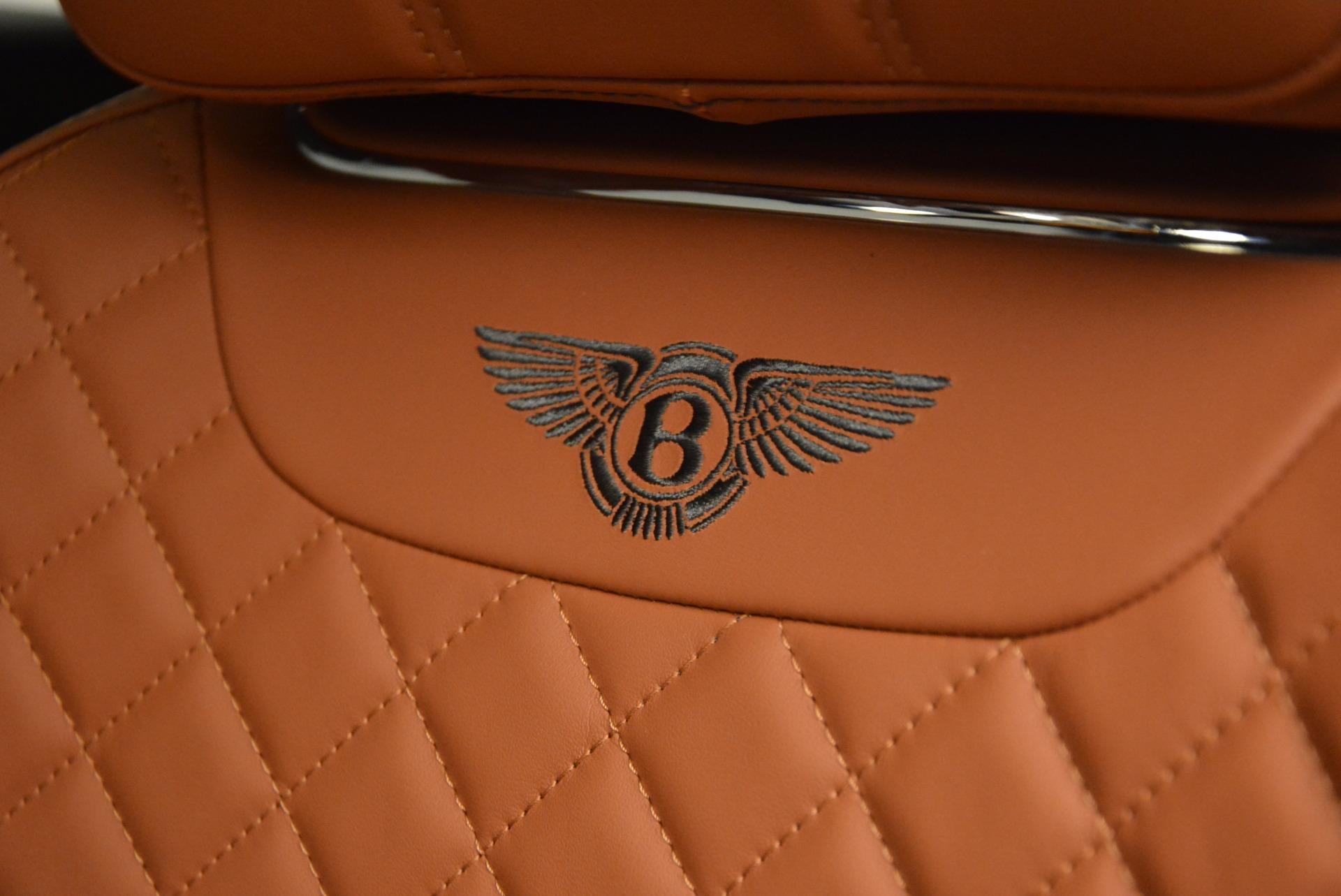 Used 2017 Bentley Bentayga  For Sale In Westport, CT 758_p30