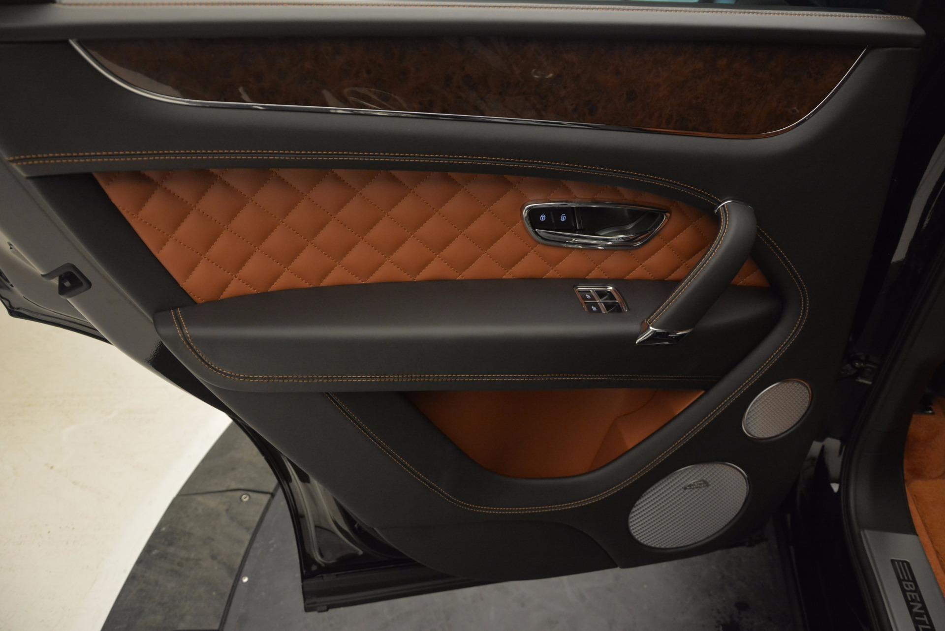 Used 2017 Bentley Bentayga  For Sale In Westport, CT 758_p31