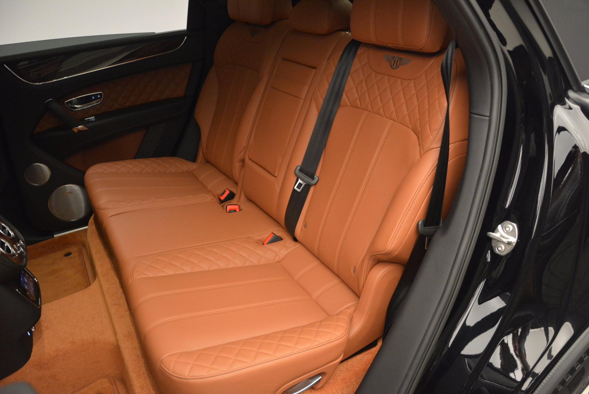 Used 2017 Bentley Bentayga  For Sale In Westport, CT 758_p32