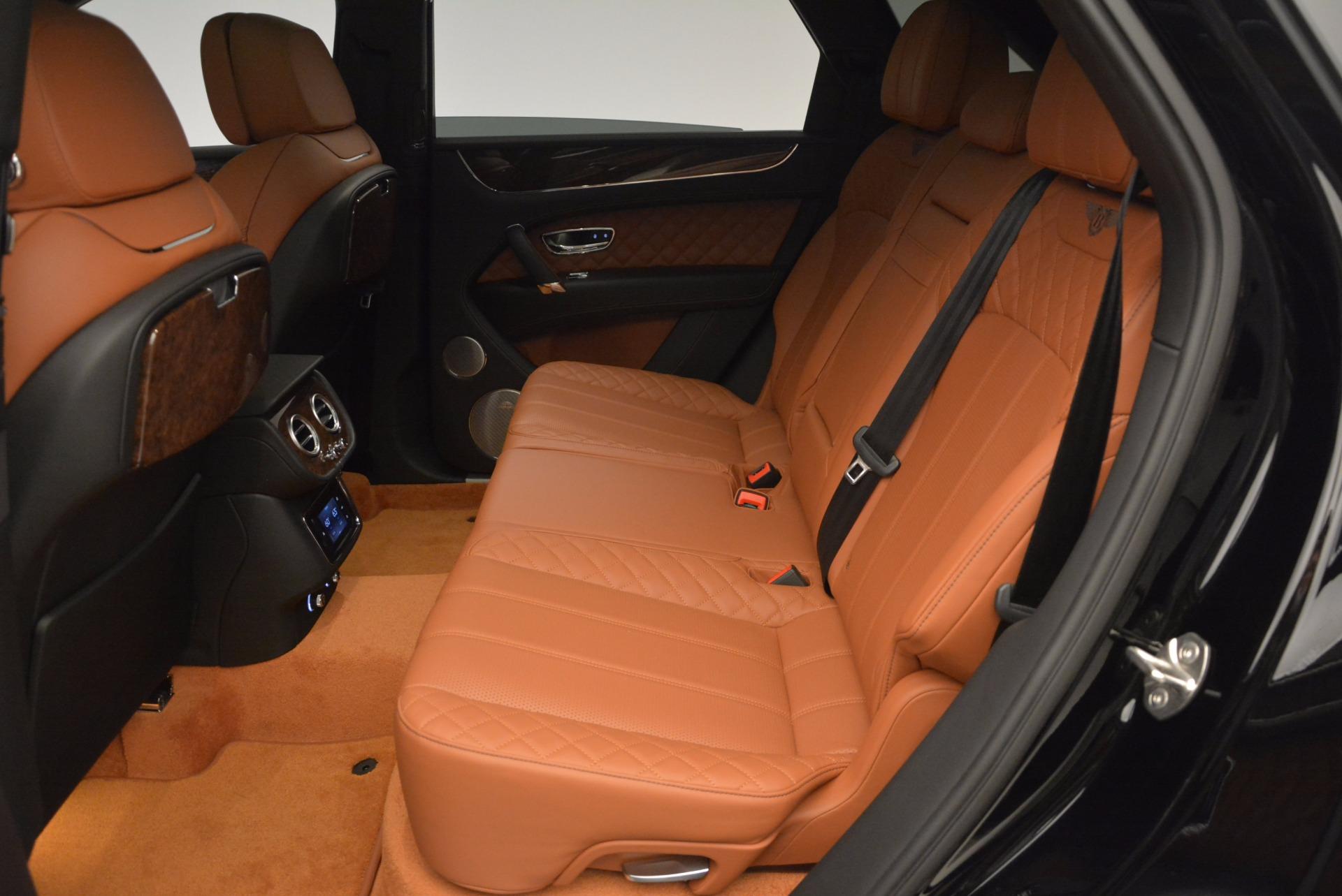 Used 2017 Bentley Bentayga  For Sale In Westport, CT 758_p33