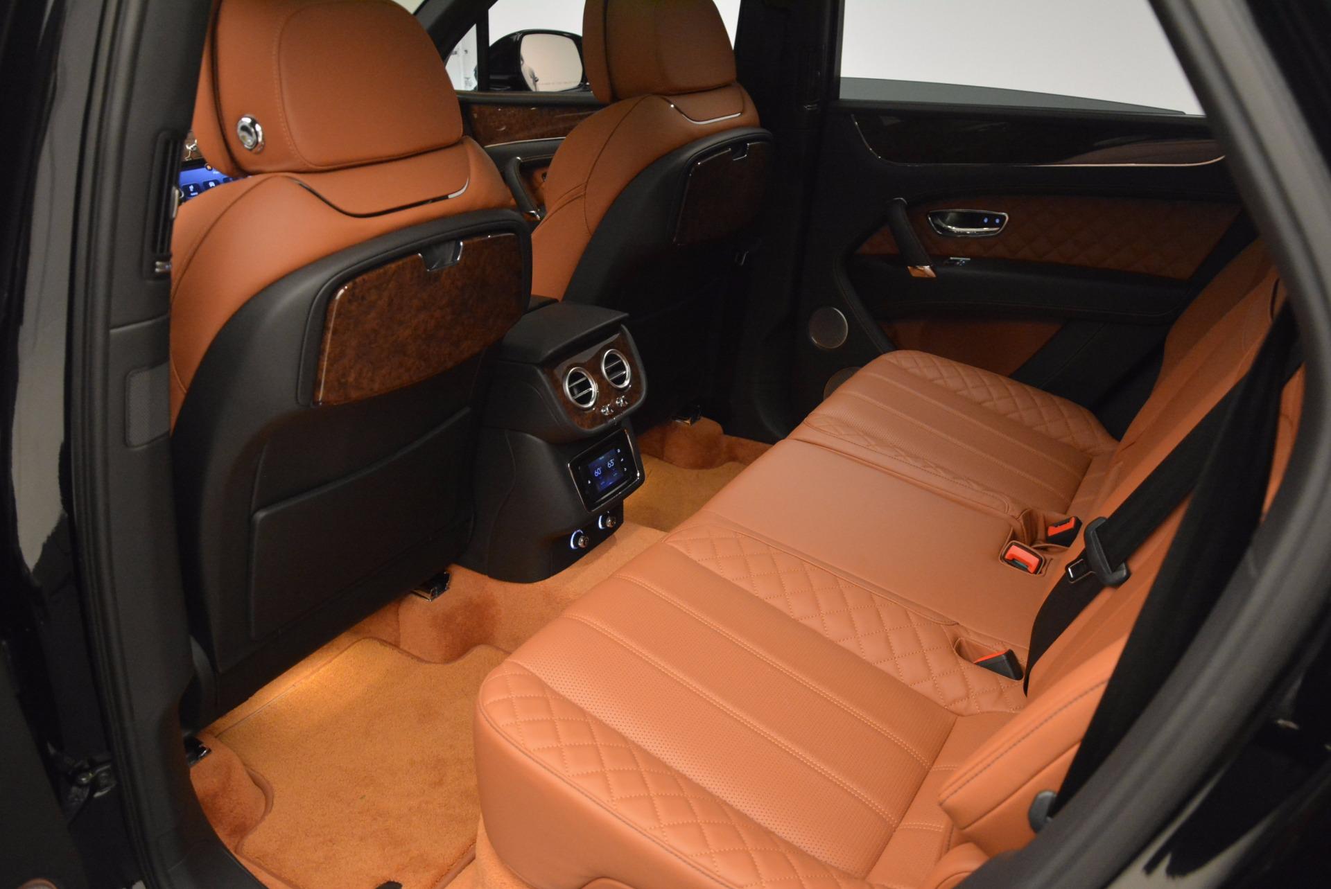 Used 2017 Bentley Bentayga  For Sale In Westport, CT 758_p34