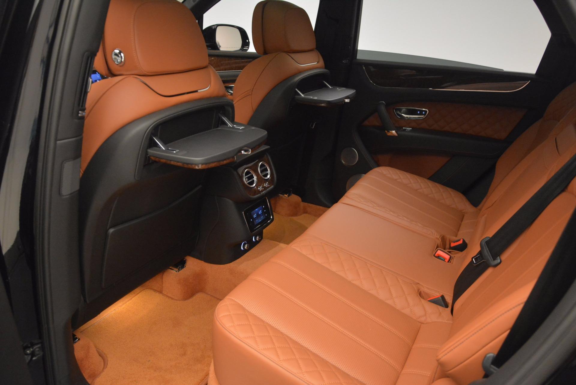 Used 2017 Bentley Bentayga  For Sale In Westport, CT 758_p35