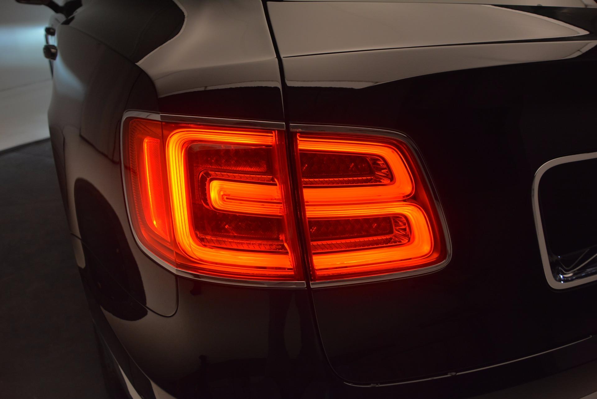 Used 2017 Bentley Bentayga  For Sale In Westport, CT 758_p40