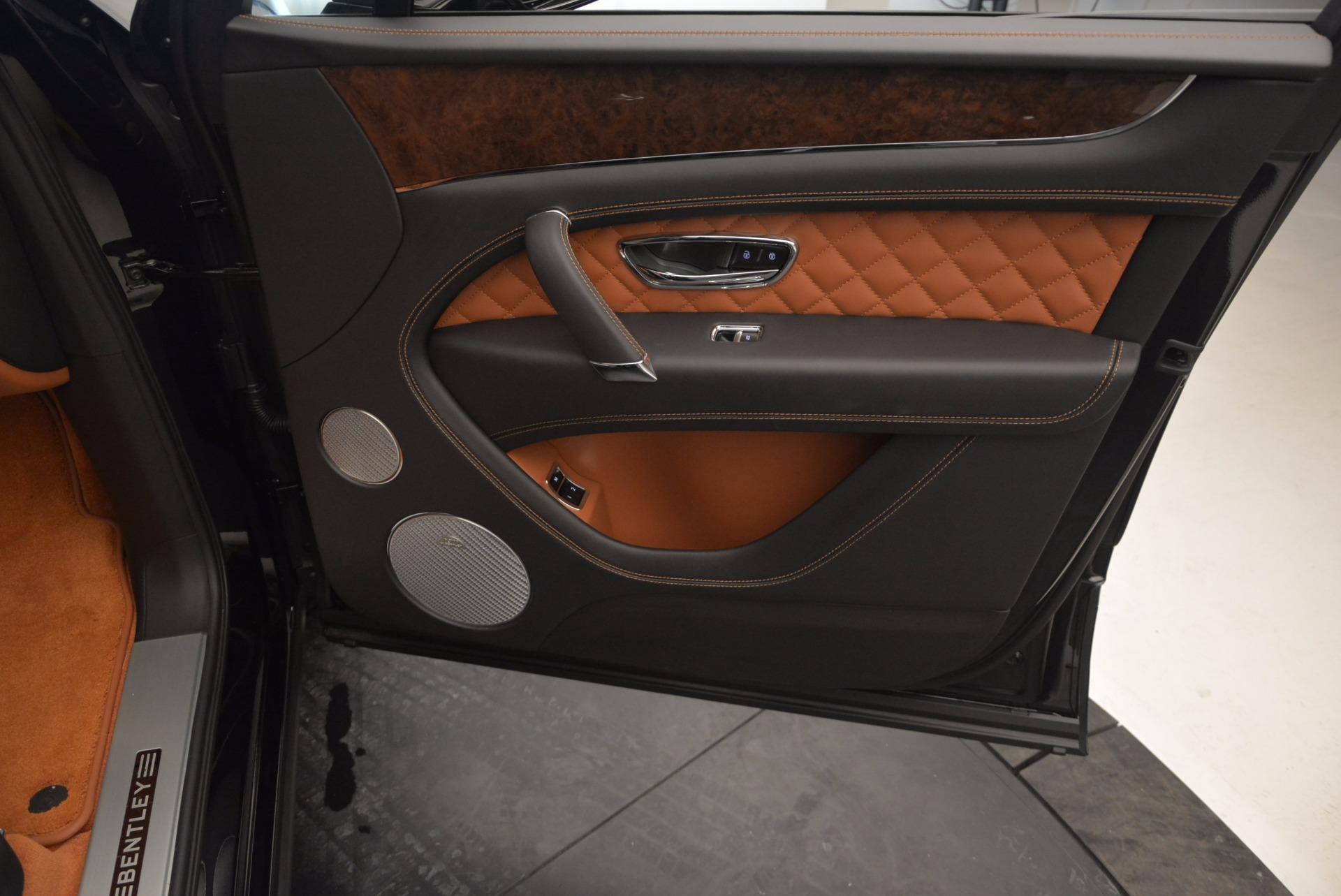 Used 2017 Bentley Bentayga  For Sale In Westport, CT 758_p43