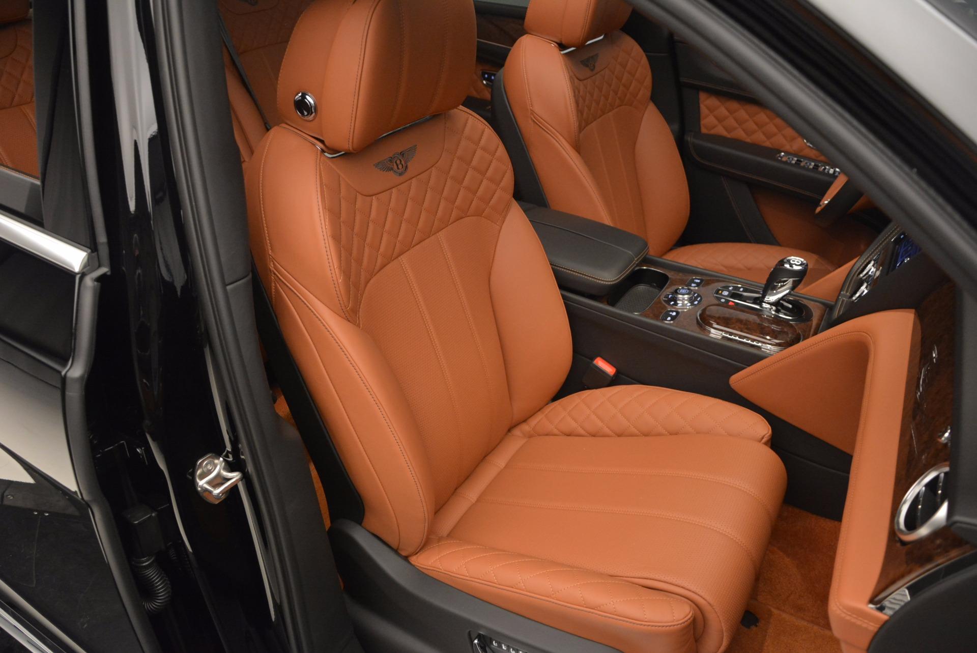 Used 2017 Bentley Bentayga  For Sale In Westport, CT 758_p44